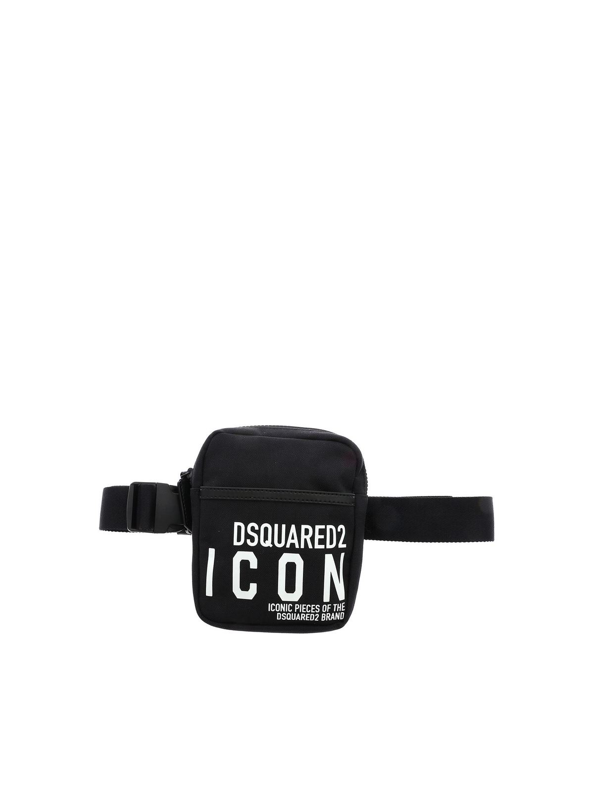 Dsquared2 Dsquared2 Icon small belt bag in black