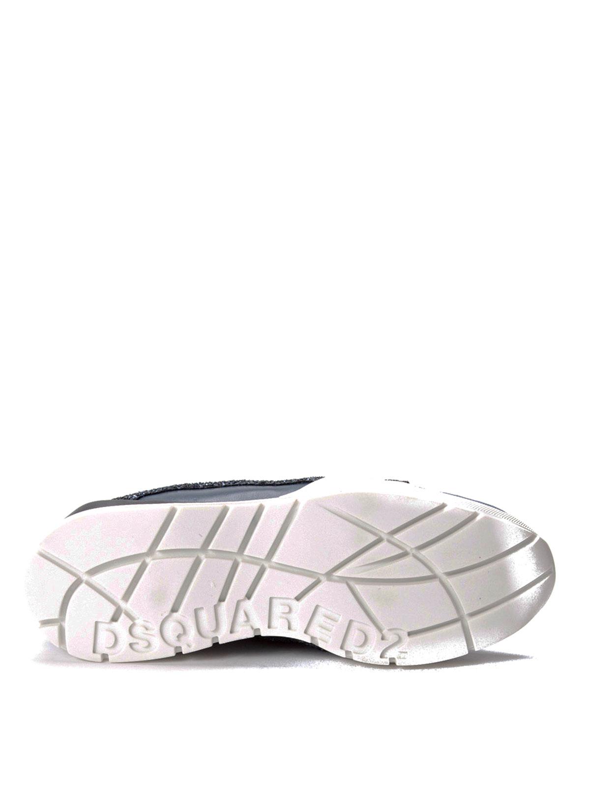 bfa839138dfc2 Dsquared2 - Baskets 551 Sneakers Pour Femme - Chaussures de sport ...