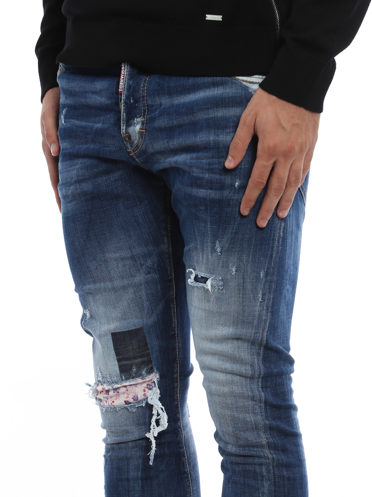 Dsquared2 Faded jeans Z5ZUf4