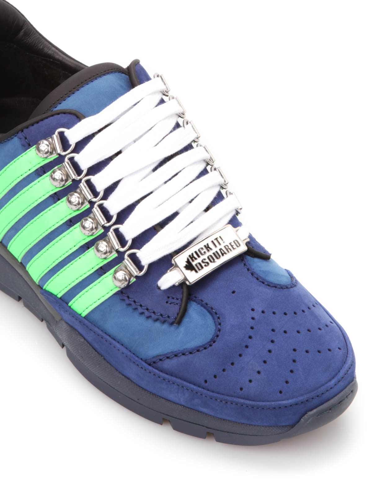 251 sneakers - Blue Dsquared2 imPuLhWixu