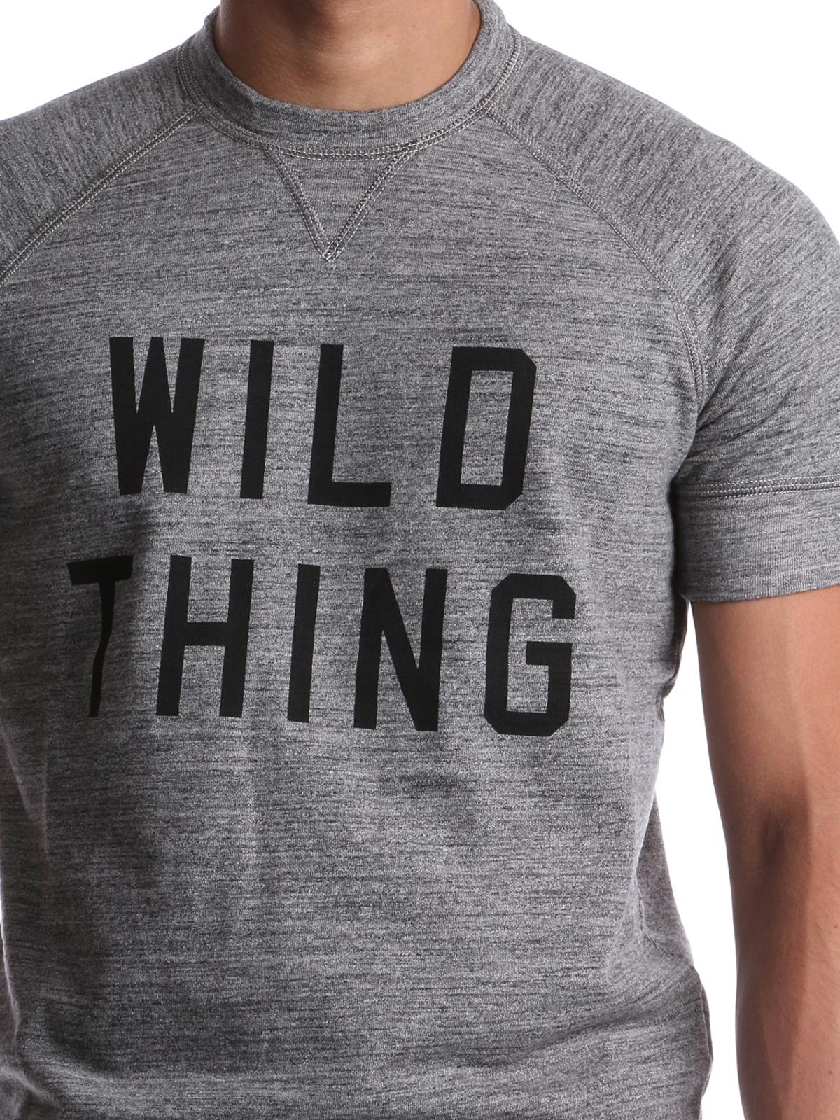 ac767d44ded2 Dsquared2 - Wild Thing sweatshirt - Sweatshirts   Sweaters ...