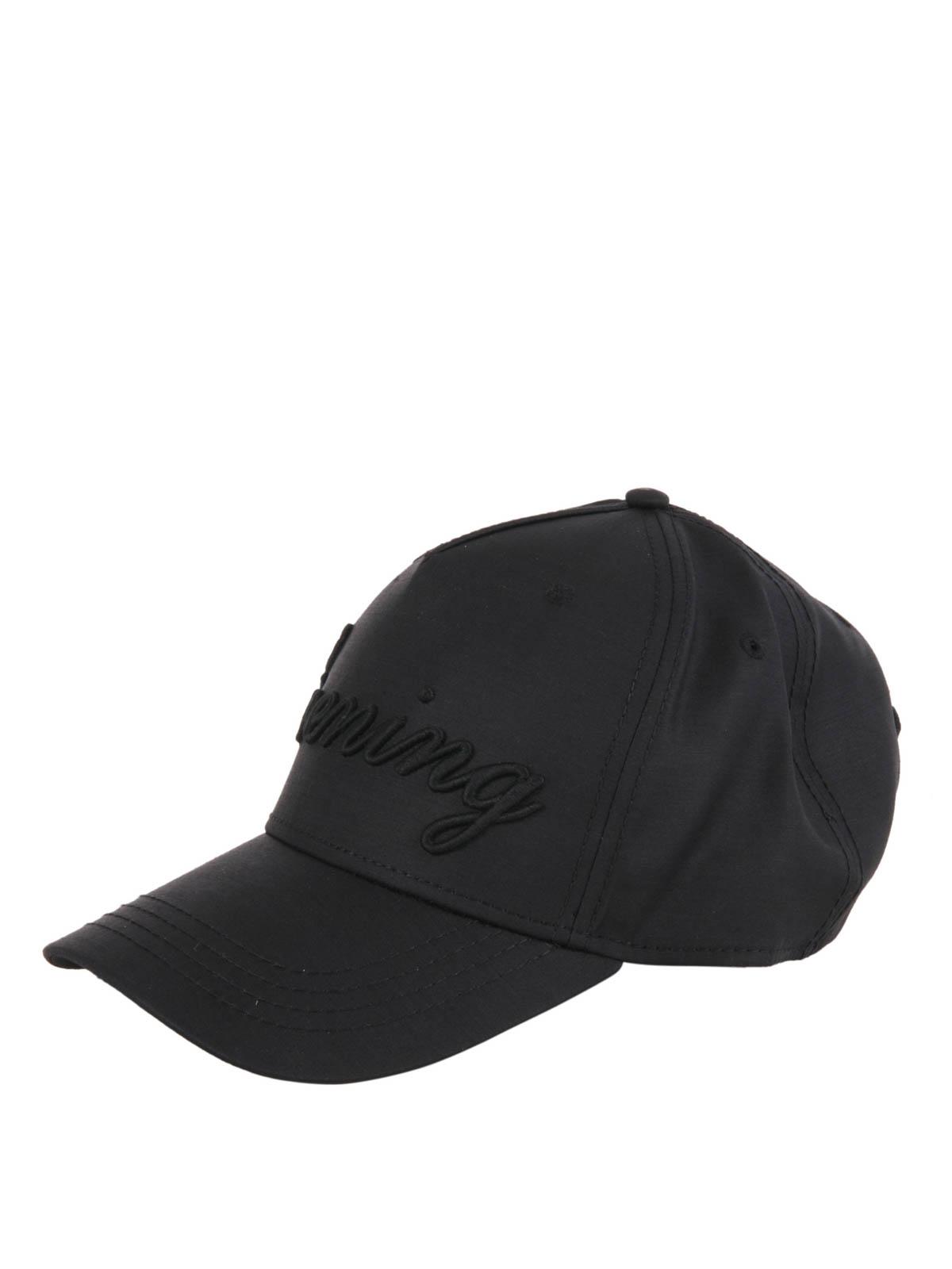 Dsquared2 - Cappellino da baseball con ricamo - cappelli - W16BC4010 ... c6a16295beb4