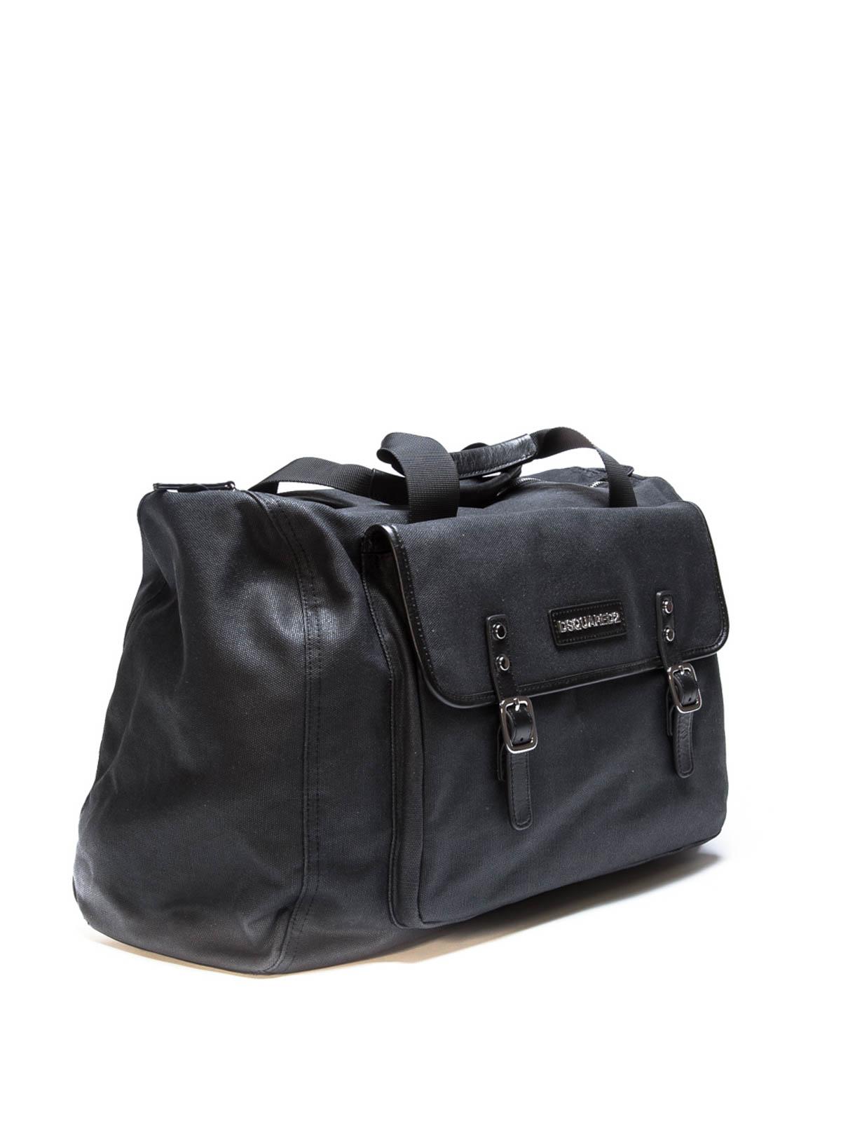 5de5c4634f73 Dsquared2 - Robert duffel bag - sport bags - DF4101 117 2124