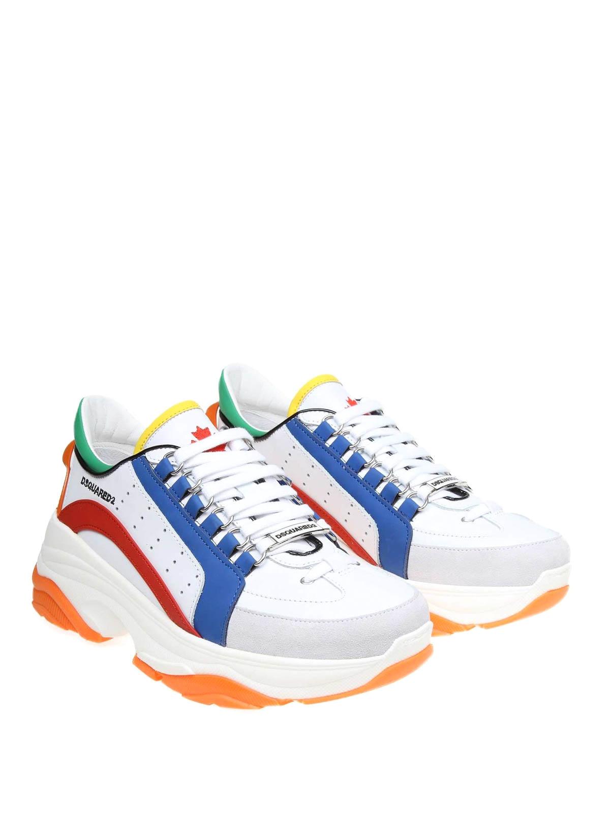 c69718a47 Dsquared2 - Baskets - Bumpy 551 - Chaussures de sport - SNW00411157M1574