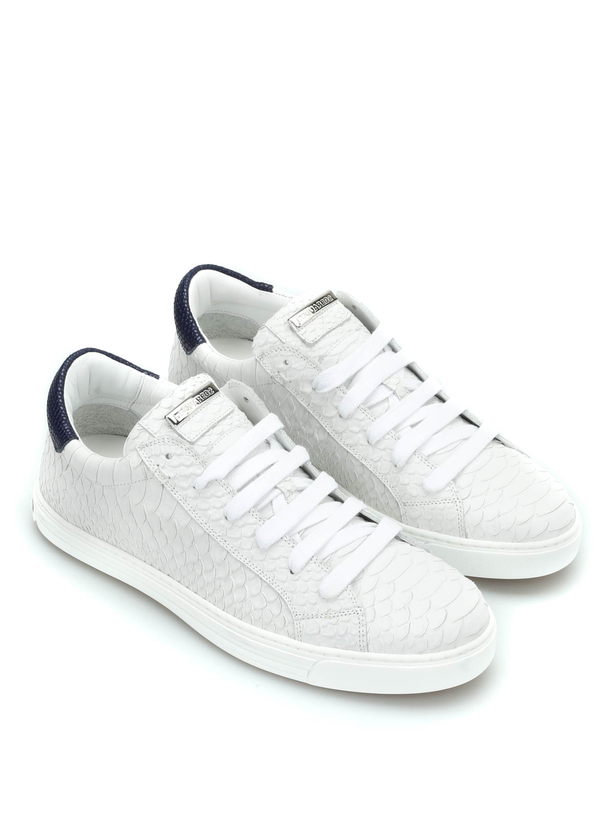 Dsquared2 - Tennis Club sneakers - trainers - S16SN103 446 M313 81f2cbdd776