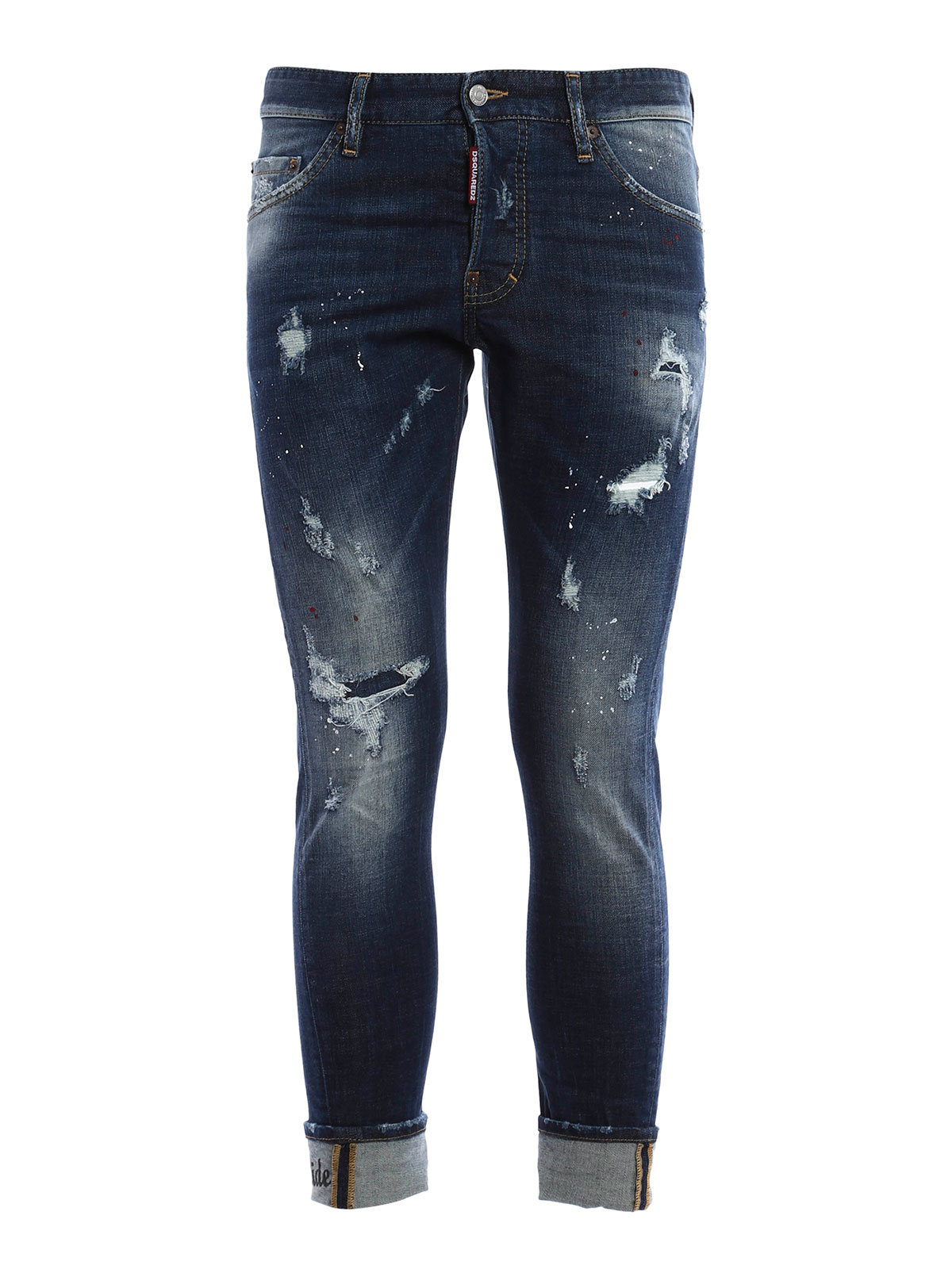 The Best Skinny Jeans for Men. A well-stocked wardrobe isn't complete without a few variations of jean styles and colours. For us, black skinny jeans come top of the list, with a good fitting pair of navy skinnies close behind. Black is probably the most popular style to go for because of their versatility.
