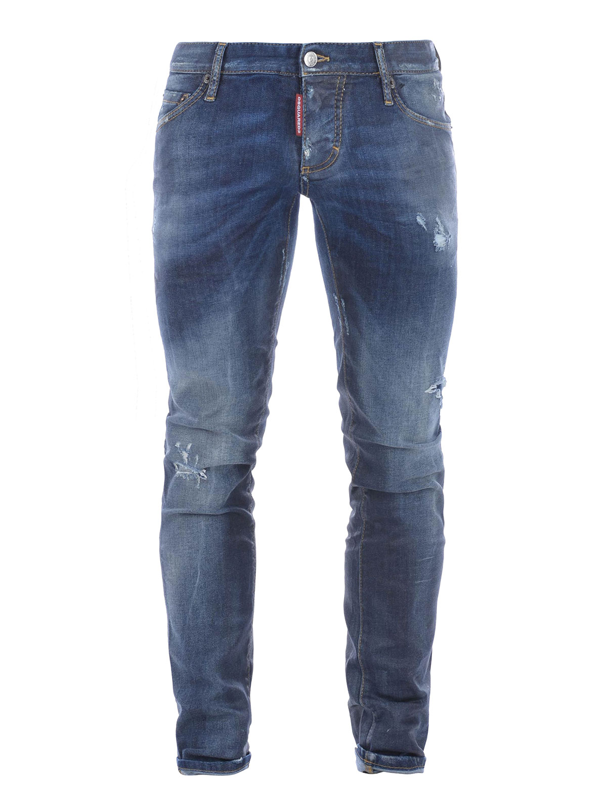 crotch packo low rise denim jeans by dsquared2 skinny jeans ikrix. Black Bedroom Furniture Sets. Home Design Ideas