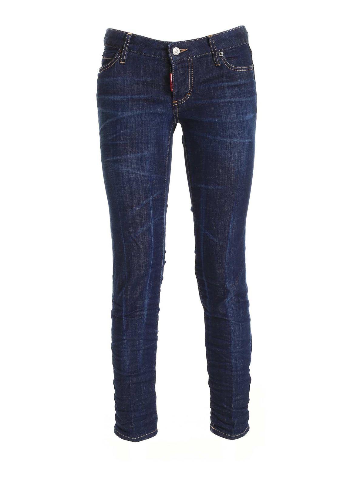 Dsquared2 Skinny jeans JENNIFER JEANS IN BLUE
