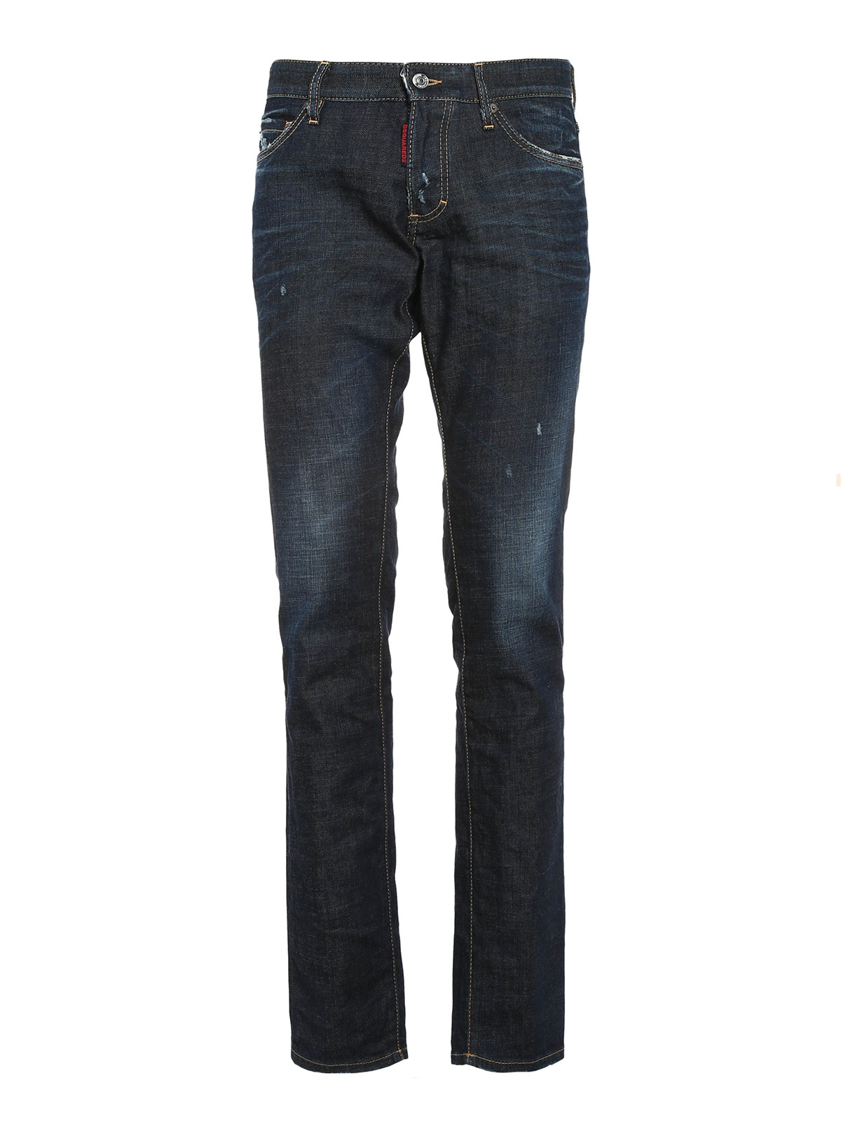 low waist slim jeans by dsquared2 skinny jeans ikrix. Black Bedroom Furniture Sets. Home Design Ideas