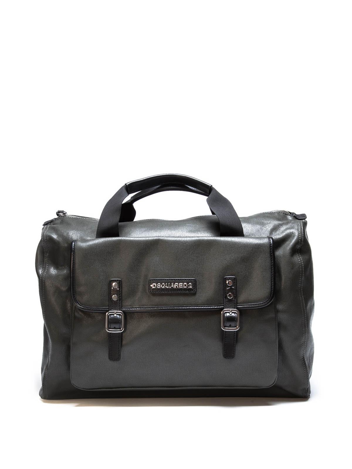 96547cf219bf Dsquared2 - Robert duffel bag - sport bags - DF4101 117 8077