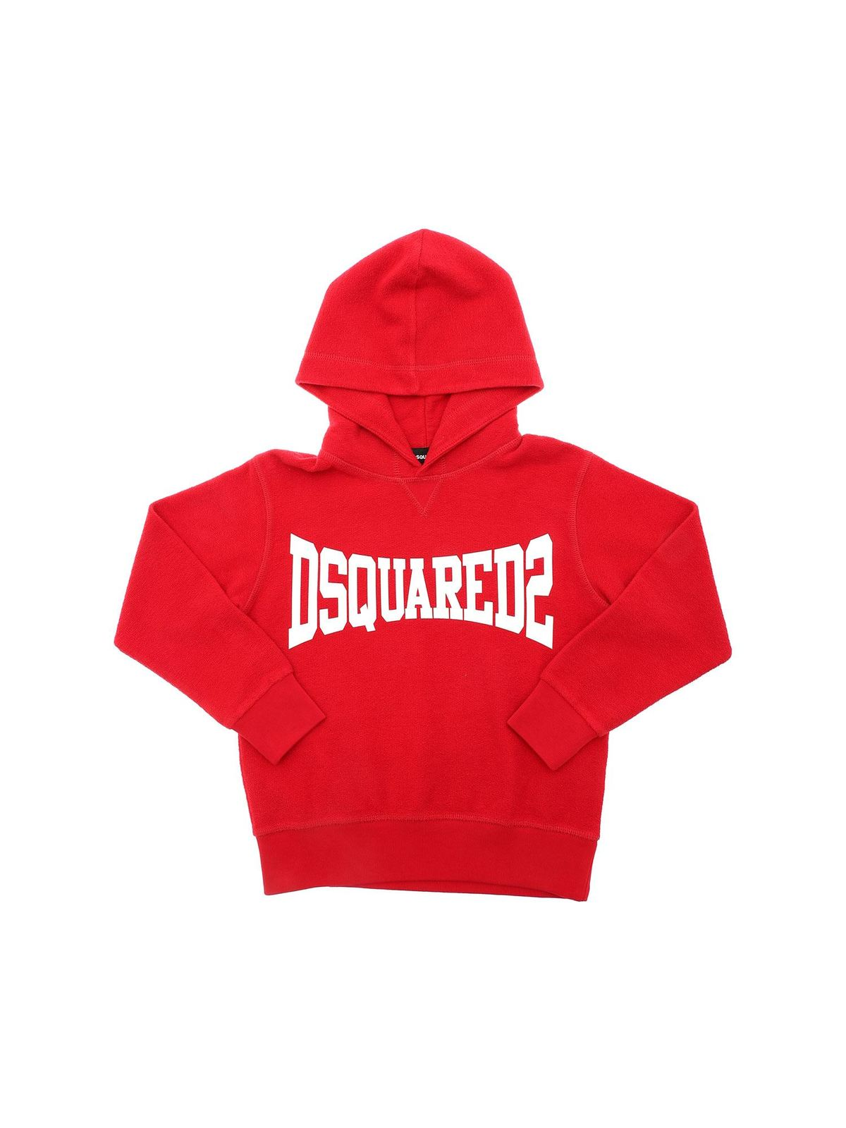 Dsquared2 RED HOODIE