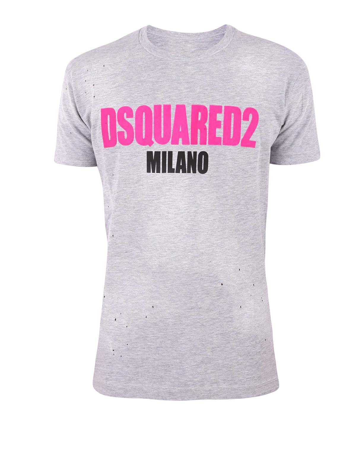 sneakers for cheap 8b24b 52865 Dsquared2 - Dsquared2 Milano drilled T-shirt - تی شرت ...