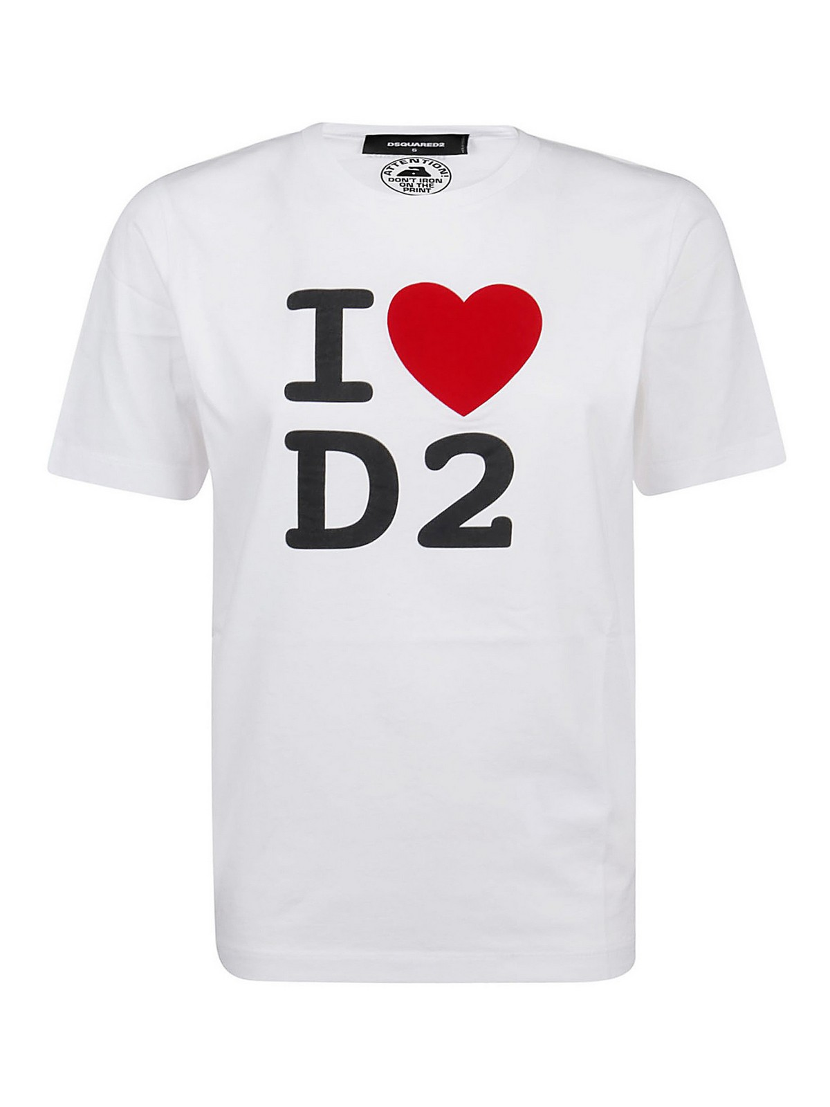 Dsquared2 I LOVE D2 T-SHIRT