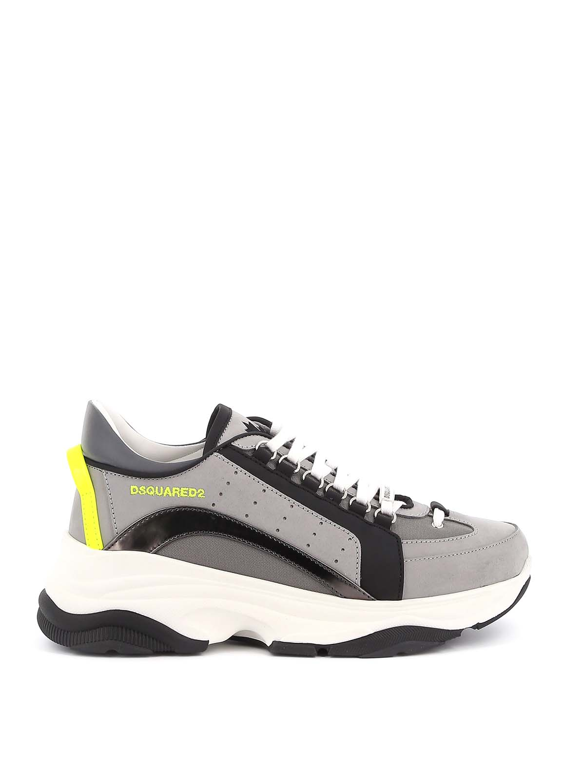 Dsquared2 - Bumpy 551 grey sneakers