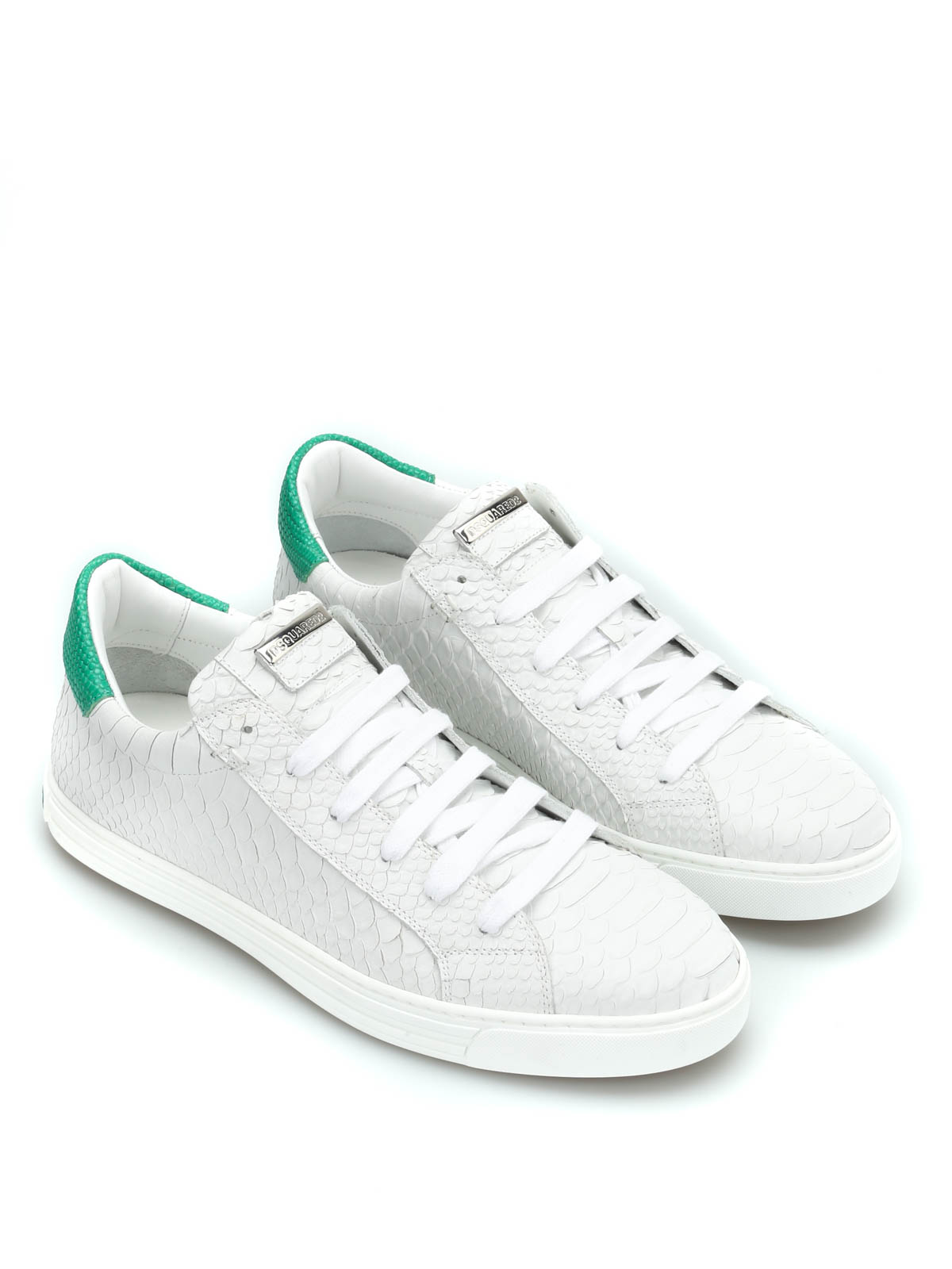36845c264a Dsquared2 - Tennis Club sneakers - trainers - S16SN103 446 M243