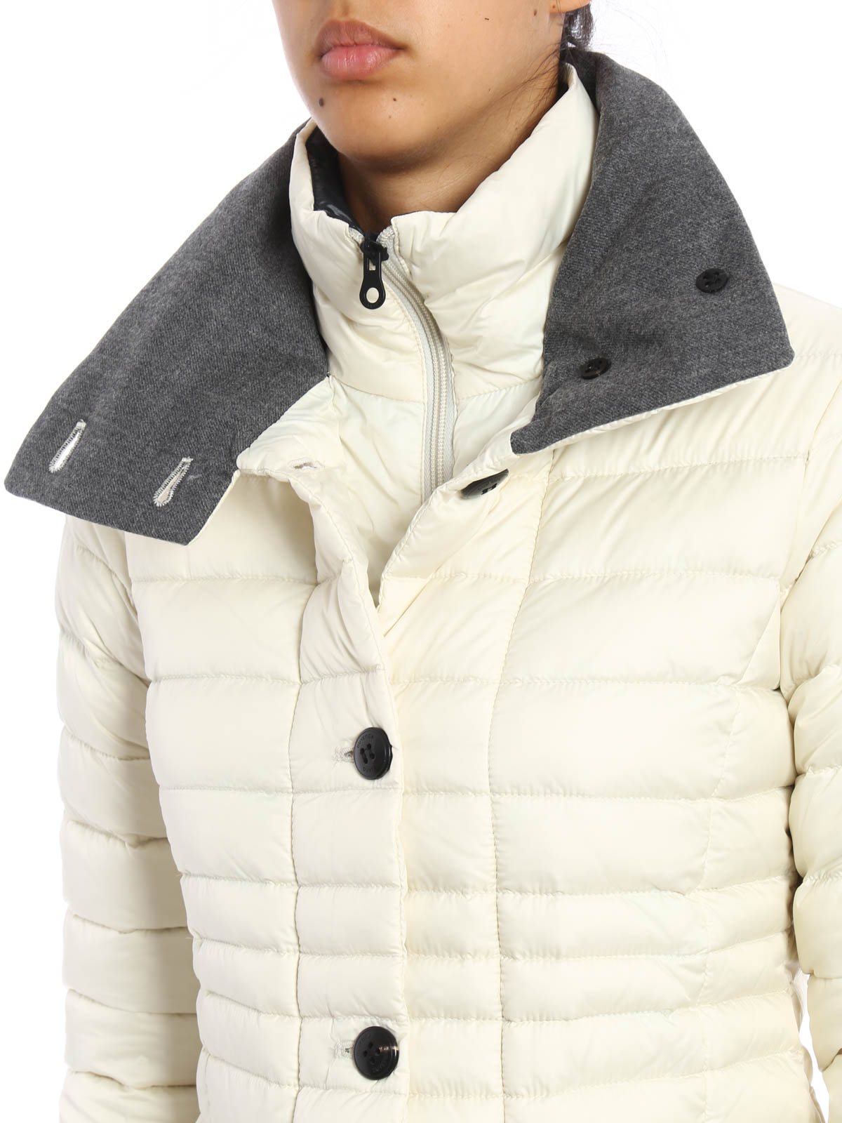 new concept 94d71 c1e2f Duvetica - Ainslee quilted and padded jacket - padded ...