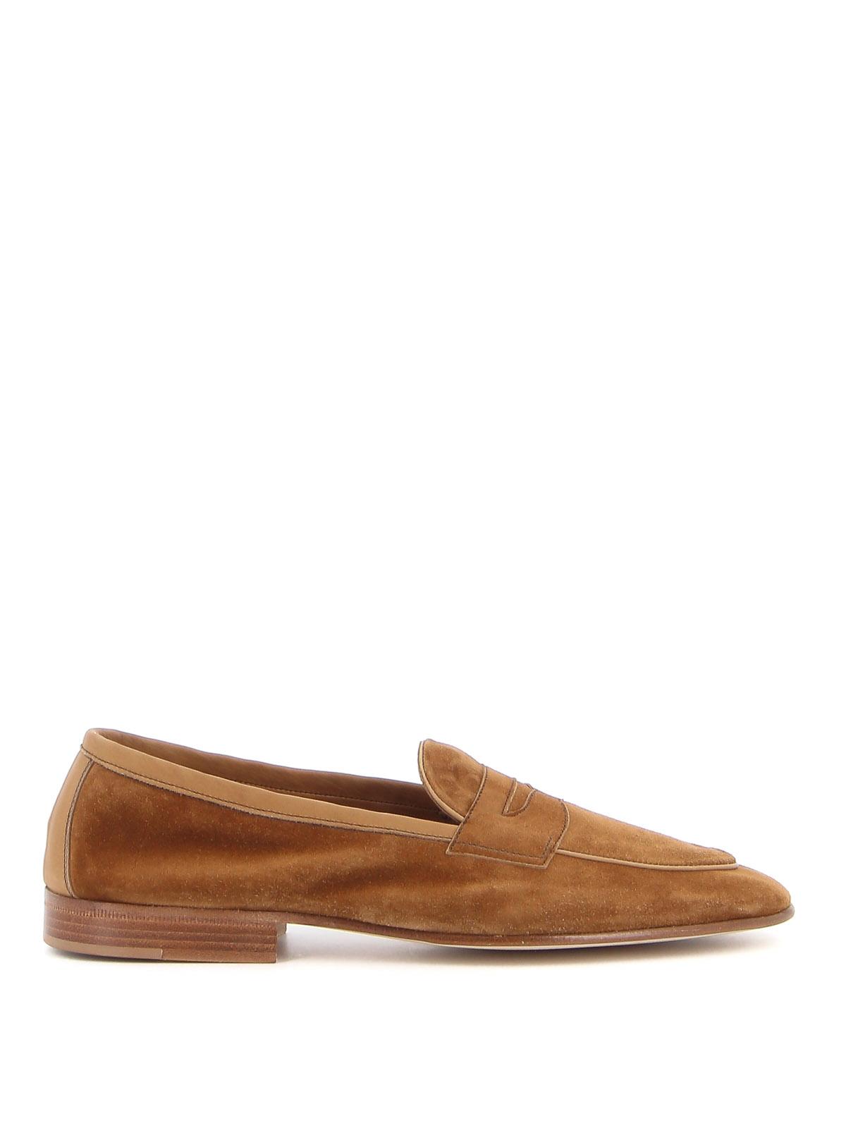 Edward Green Low heels POLPERRO LOAFERS