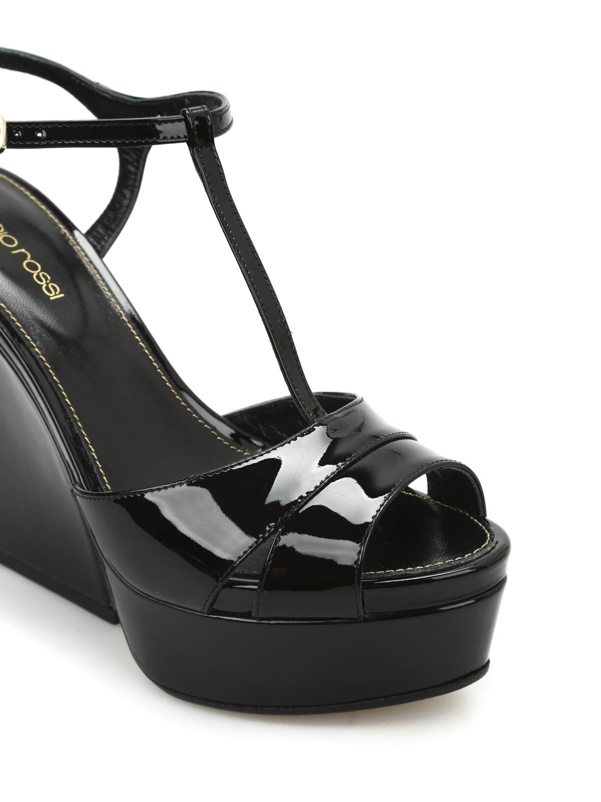 edwige sandals by sergio rossi sandals ikrix. Black Bedroom Furniture Sets. Home Design Ideas