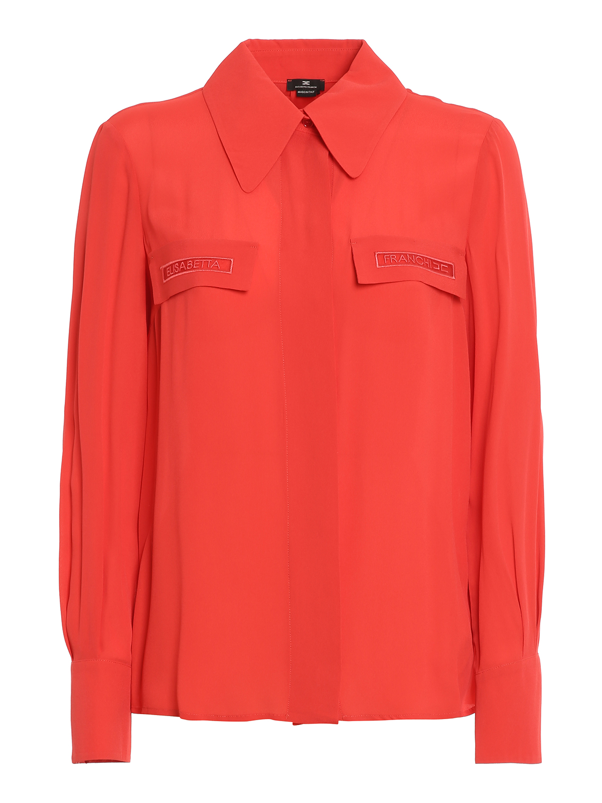 Elisabetta Franchi Shirts ORGANDIE SHIRT
