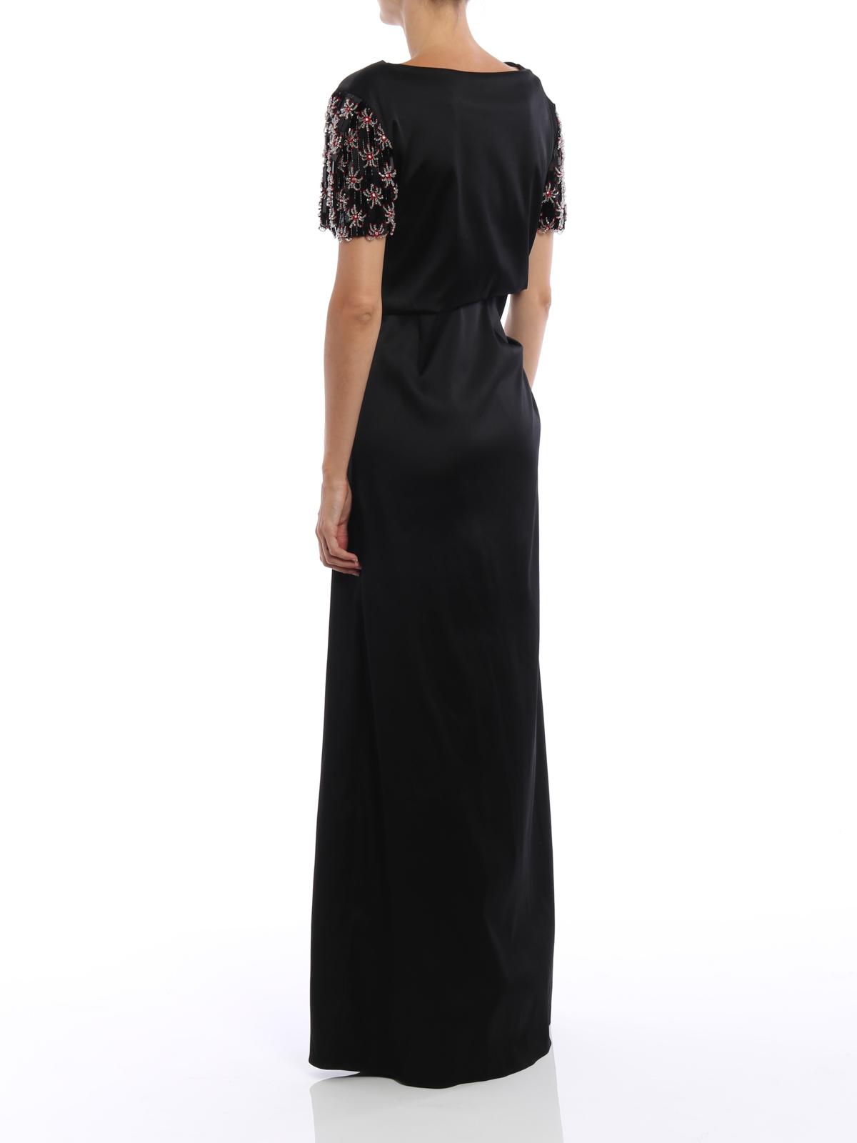Giorgio Armani - Abendkleid - Schwarz - Abendkleider - ZAA9RZA9
