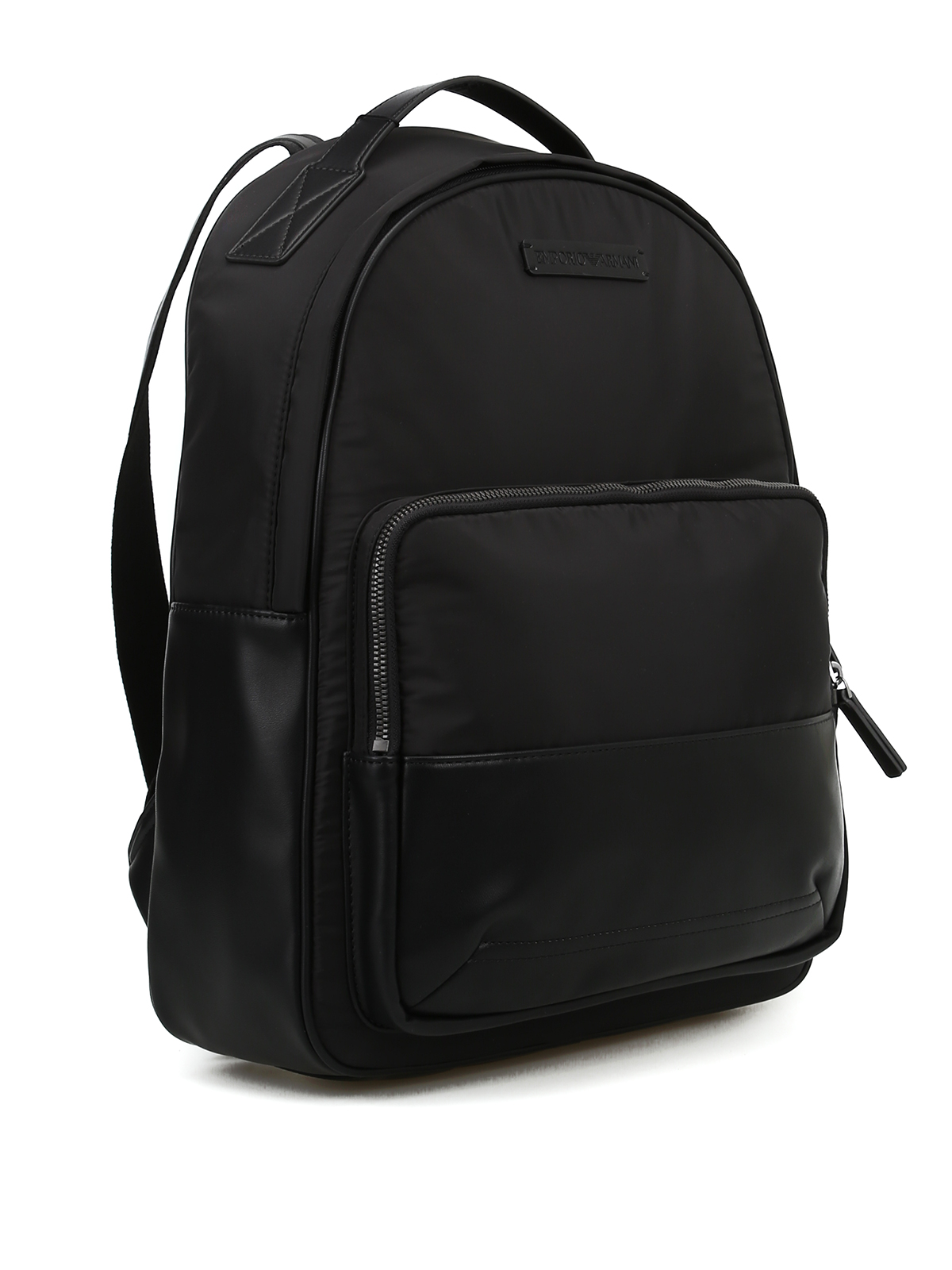 97f3728504ba EMPORIO ARMANI  backpacks online - Technical fabric and faux leather  backpack