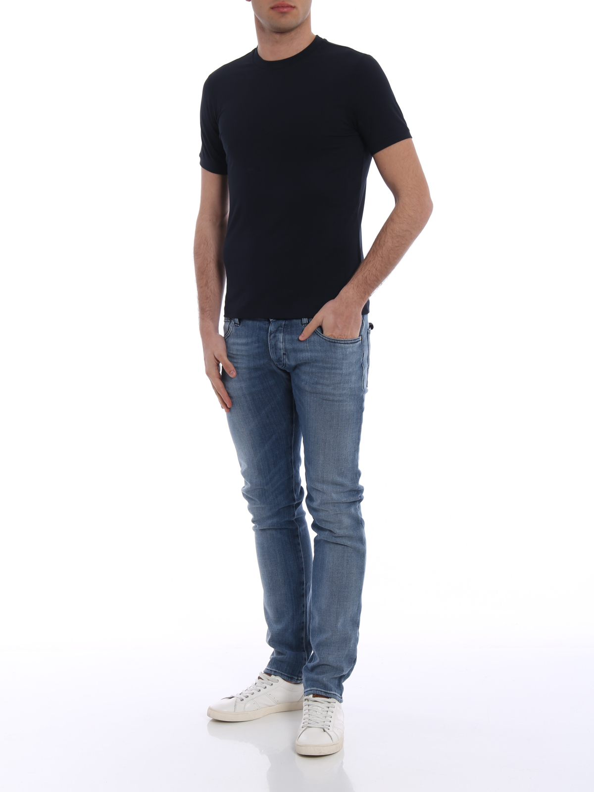 Jean Slim Emporio Skinny Extra Fit J20 Jeans Armani AqqvwFPOx6