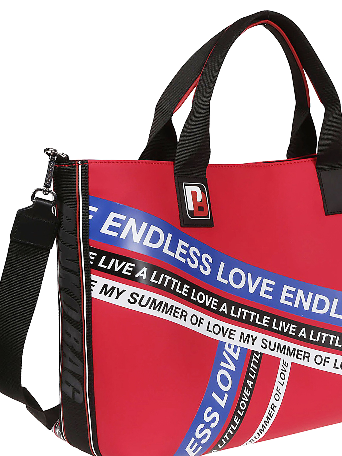 check out 45001 3ad57 Pinko - Endless Love shopping bag - totes bags - 1H20KZ Y5AQ RE1