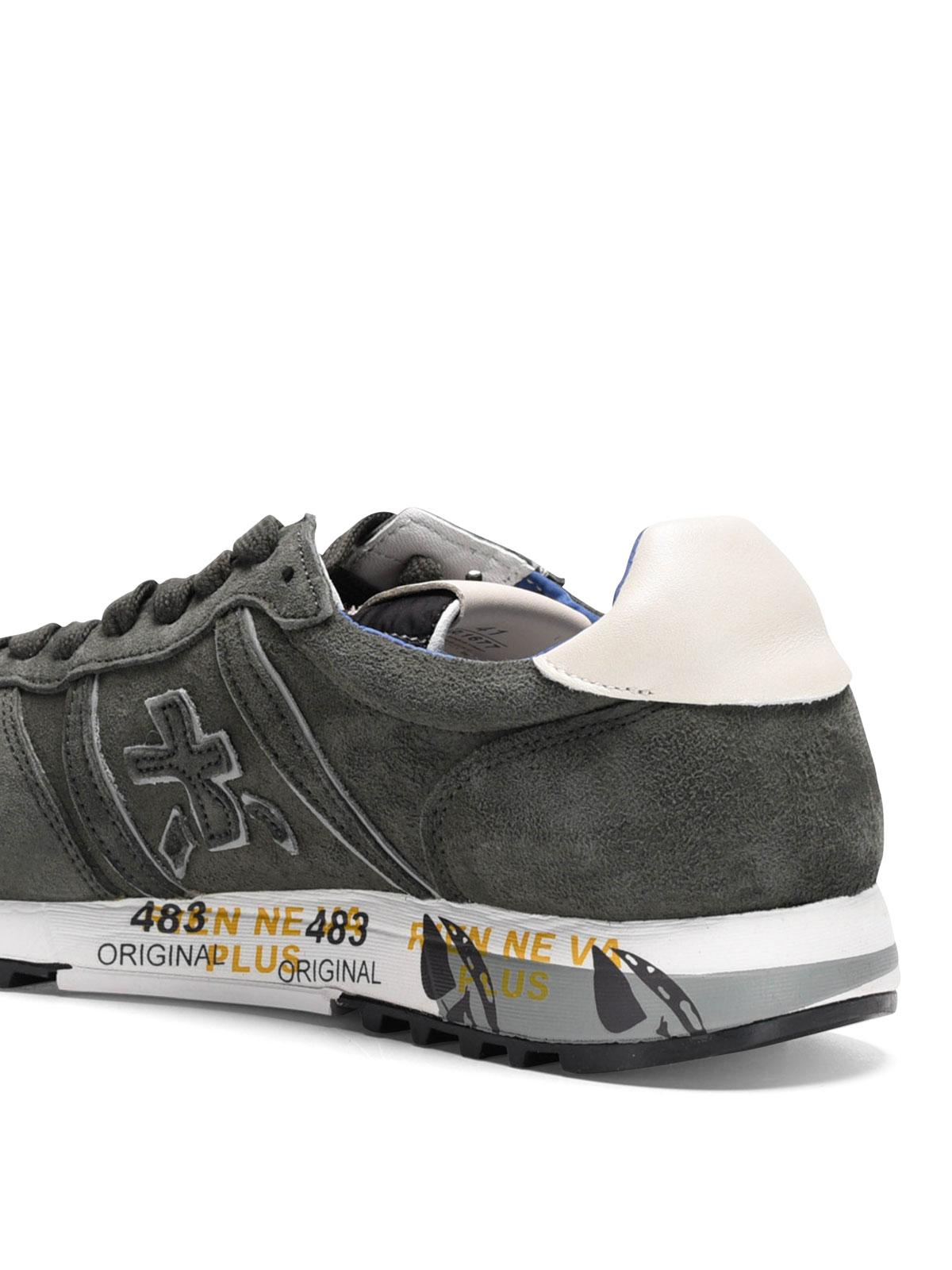 Premiata Sneaker Eric Shop Online 1677Ikrix Grün X8O0kPNnw
