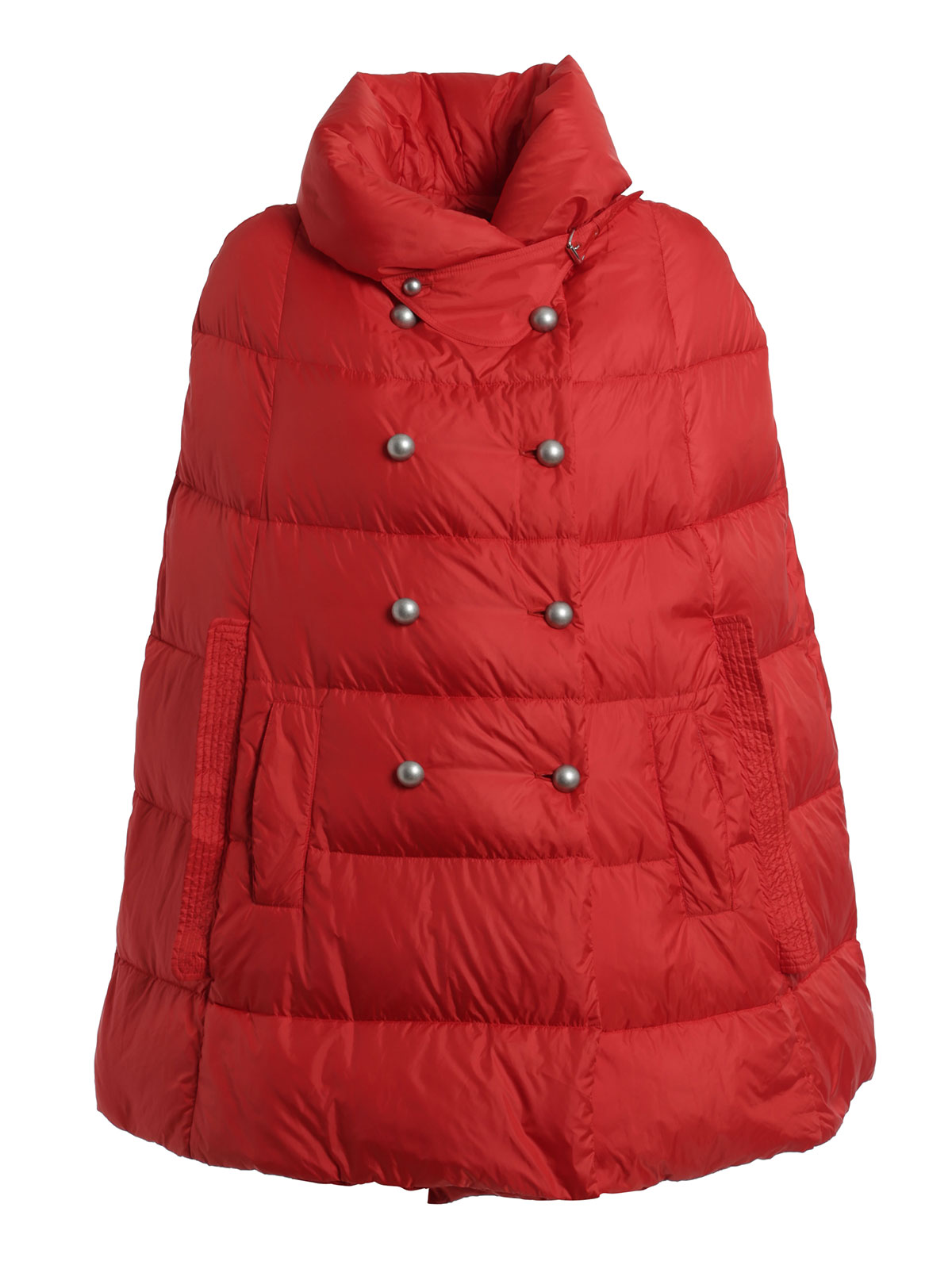 Ermanno Scervino Down Cape Coat Padded Coats
