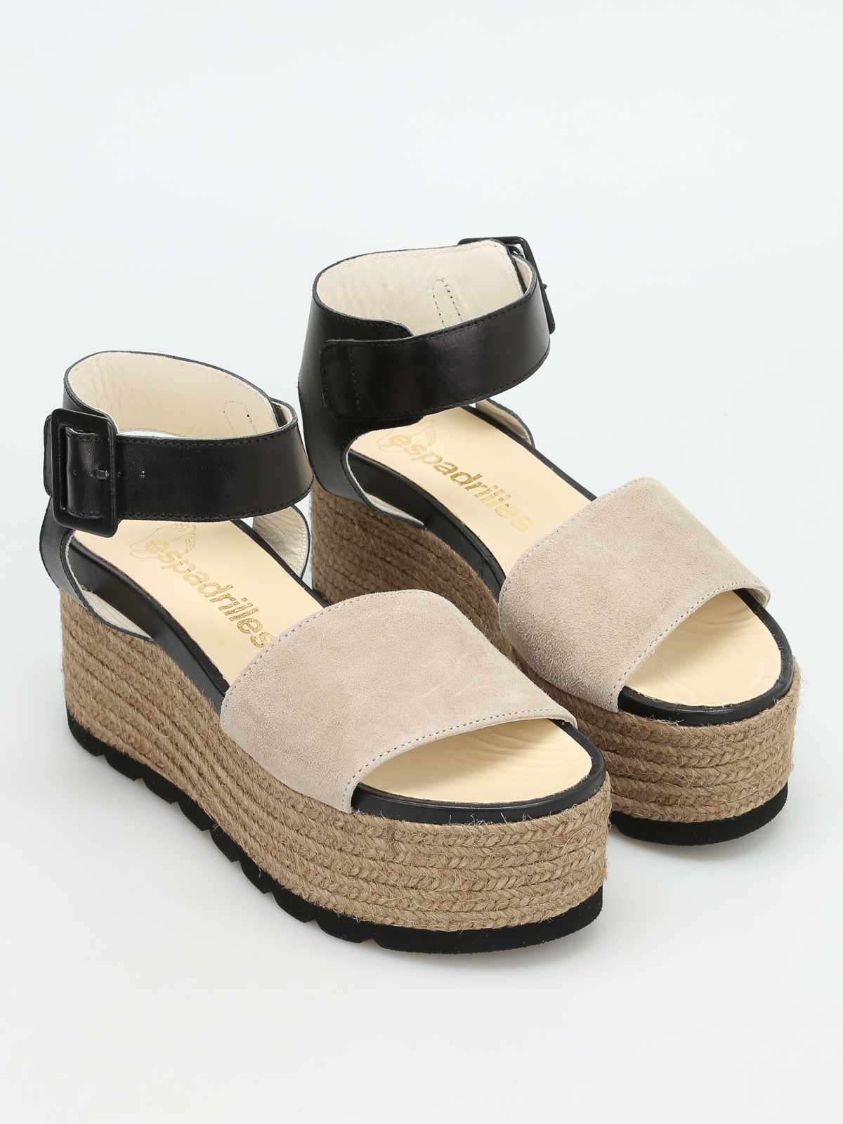 Espadrilles. Infuse fun into a shoe collection with espadrilles. This style of shoe is casual, yet sophisticated. With a fabric top and flexible bottom made of rope-like material, experience a .