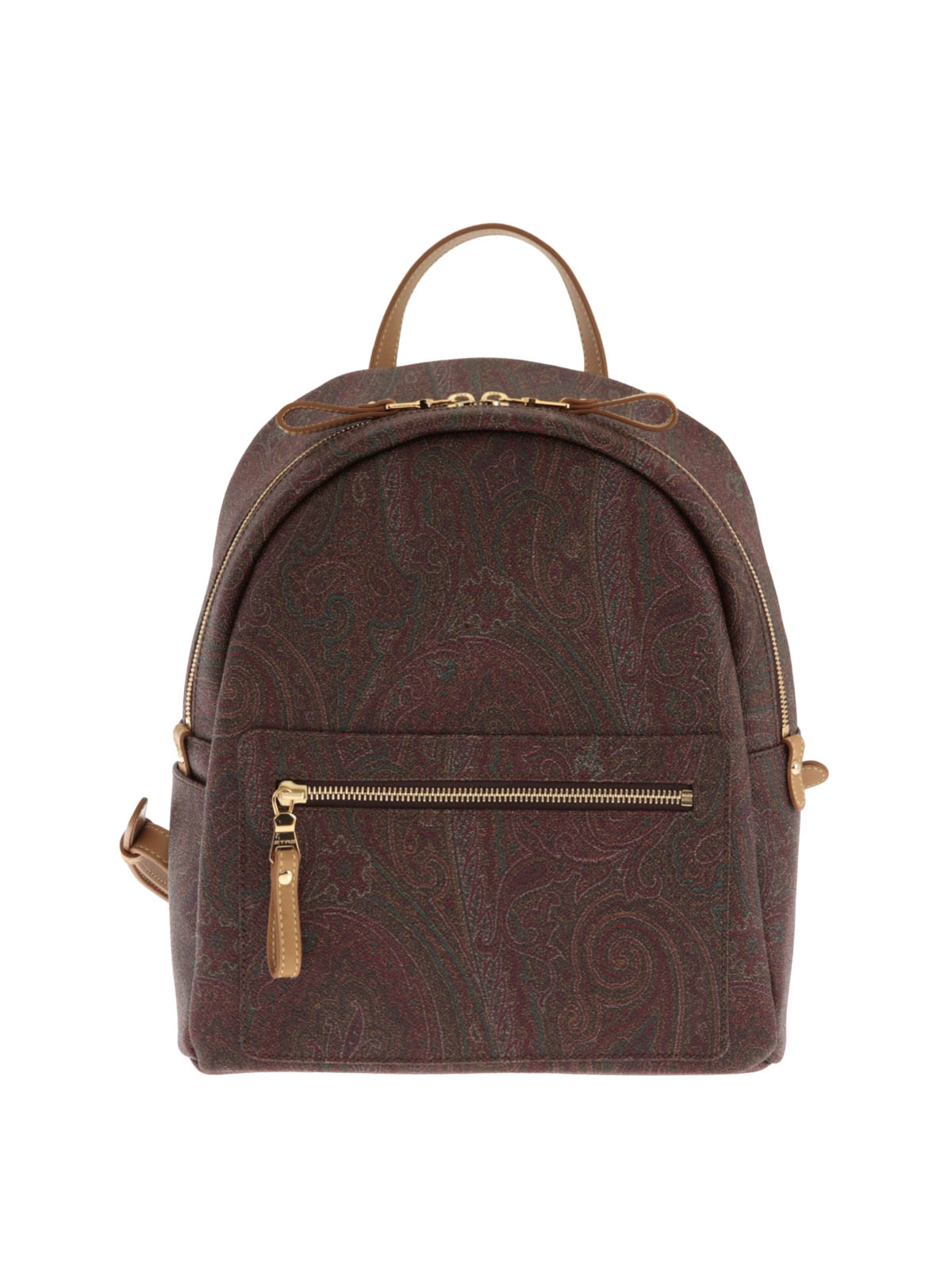 Etro Paisley Pattern Backpack Backpacks 0h059 2500