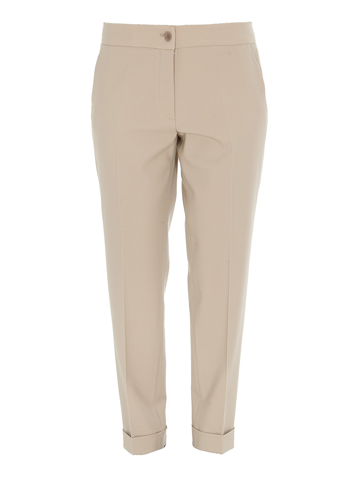 Etro STRETCH WOOL TROUSERS