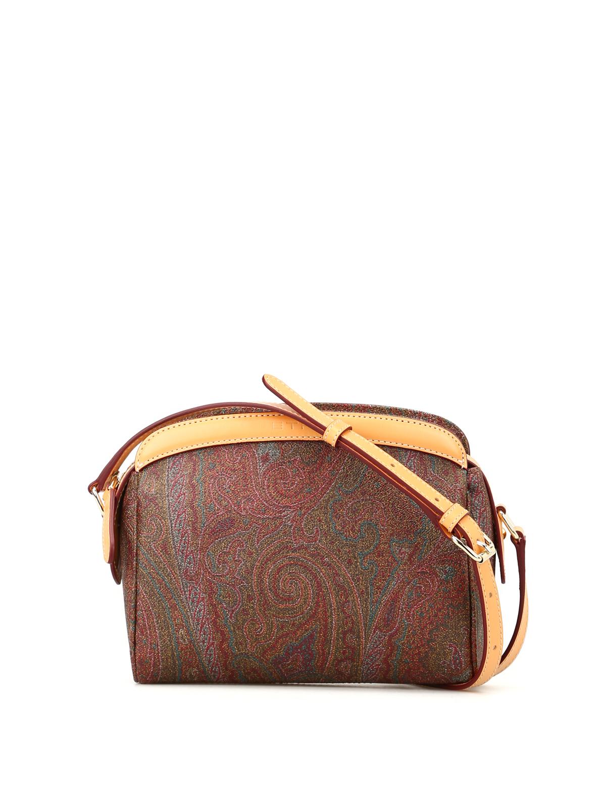 5a42971676 Etro - Tracolla collezione Paisley - borse a tracolla - 0H8108010600