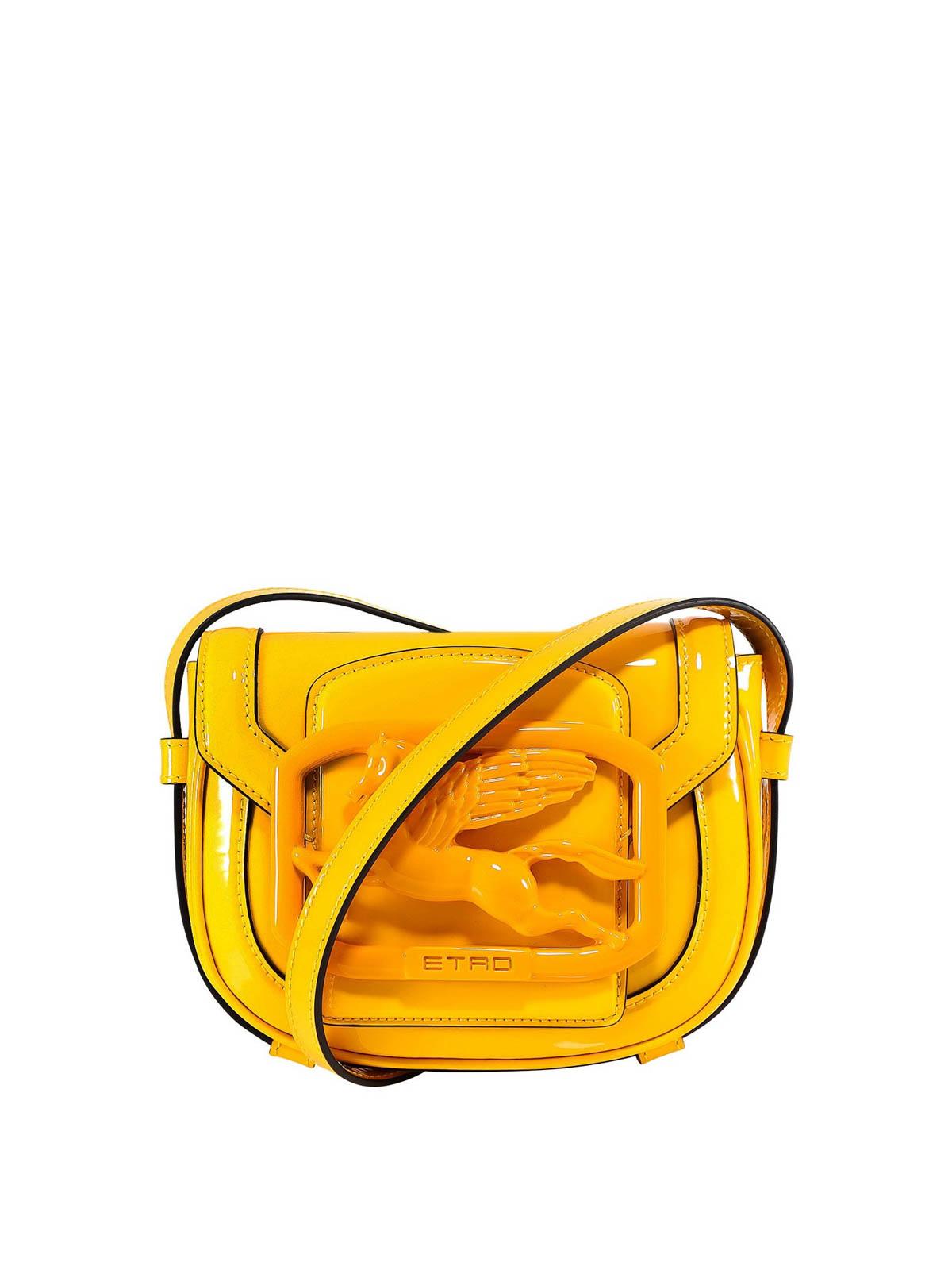 Etro PEGASO SMALL CROSS BODY BAG