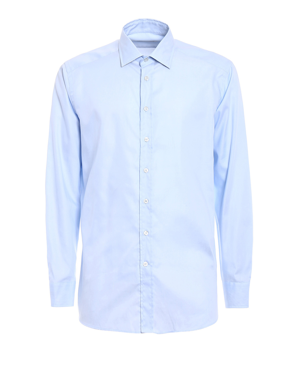 Cotton poplin shirt by etro shirts ikrix for What is a poplin shirt