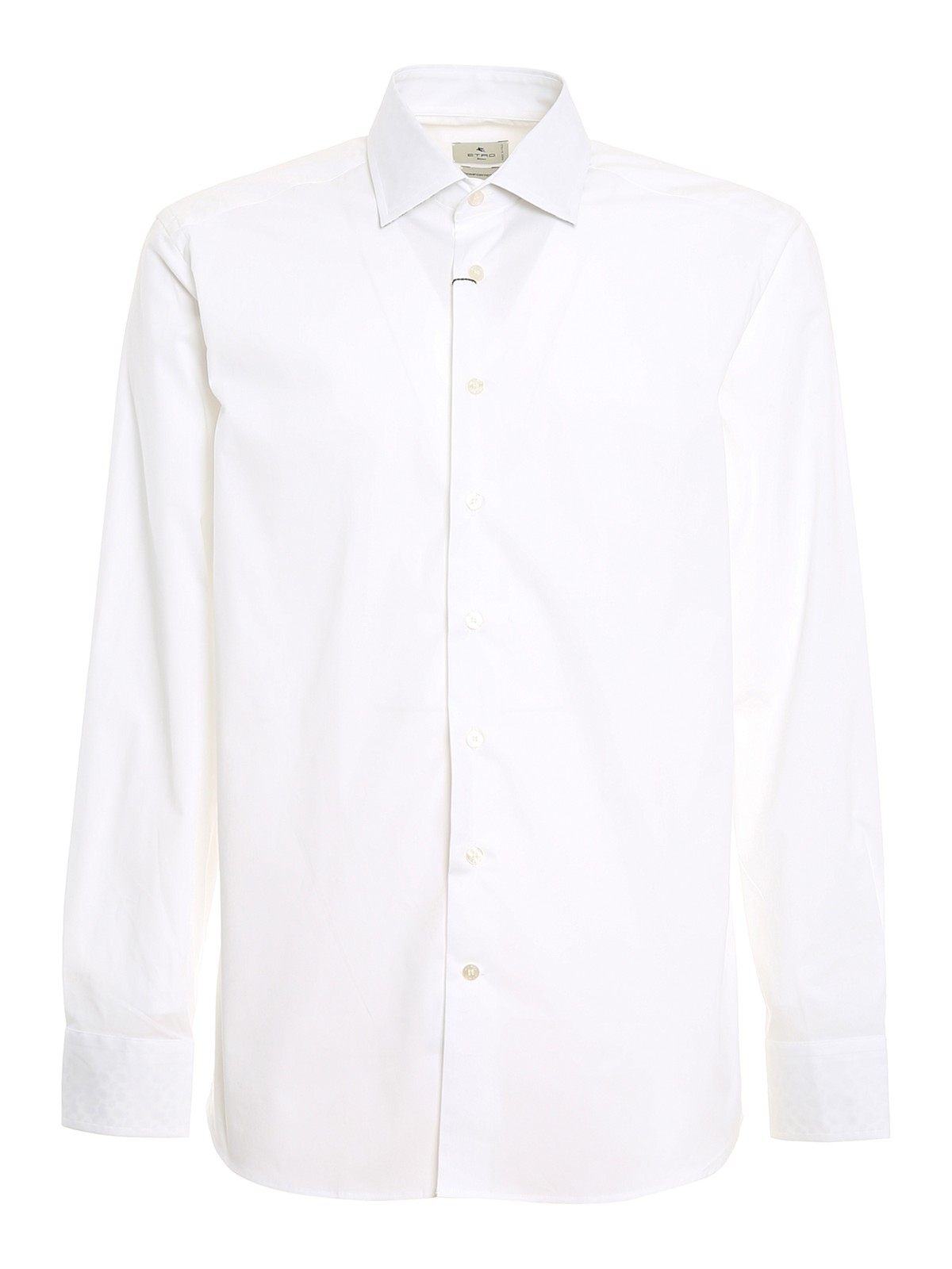 Etro COTTON POPLIN SHIRT