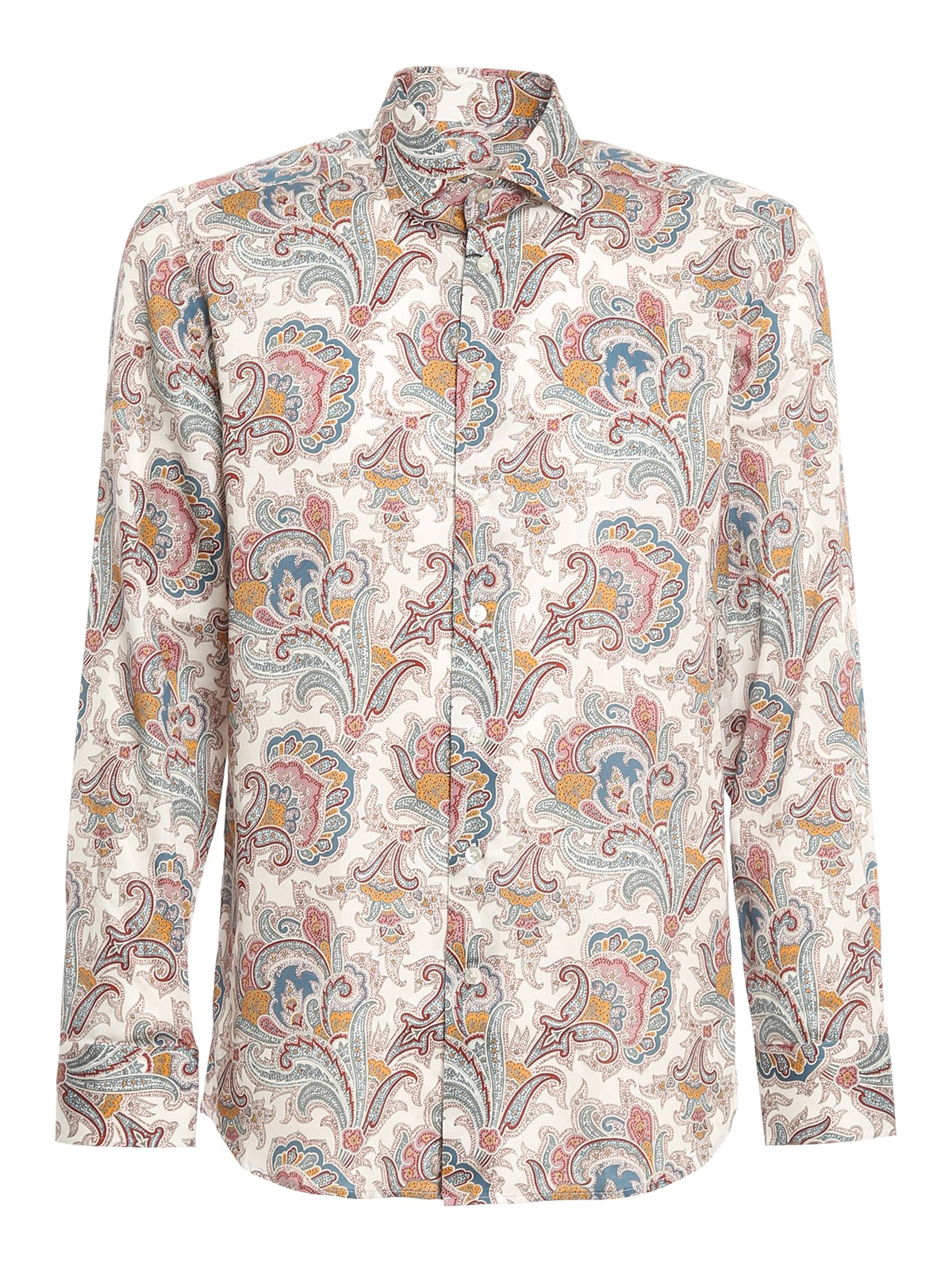 Etro PAISLY COTTON SHIRT