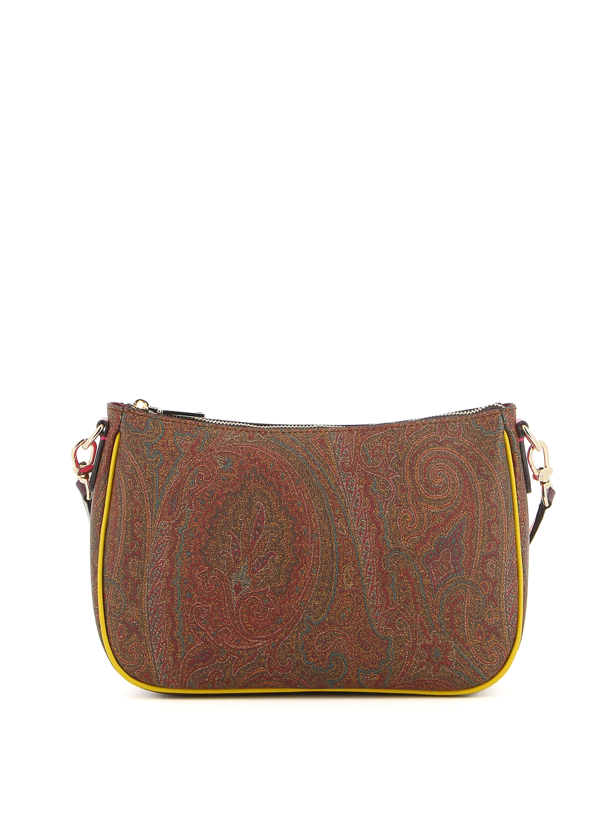 Etro PAISLEY PATTERNED SHOULDER BAG