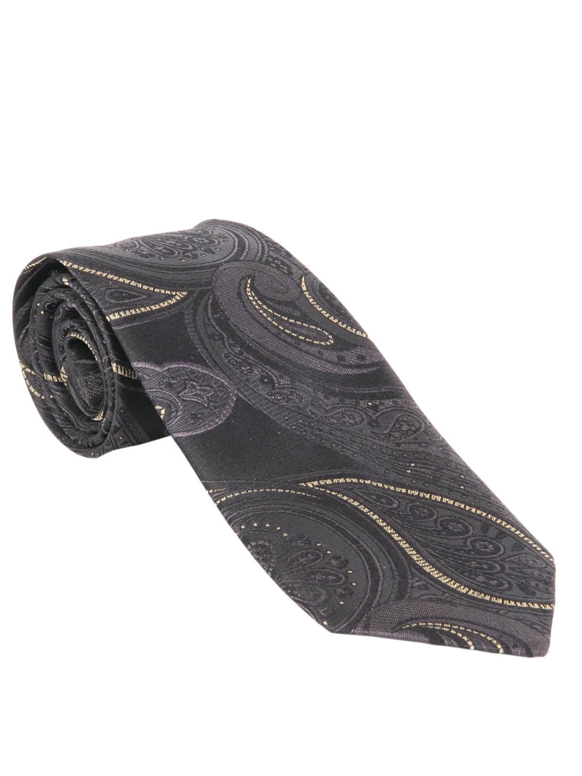 low priced 51296 33dd3 Etro - Cravatta in seta - cravatte e papillion - 12026 1 ...