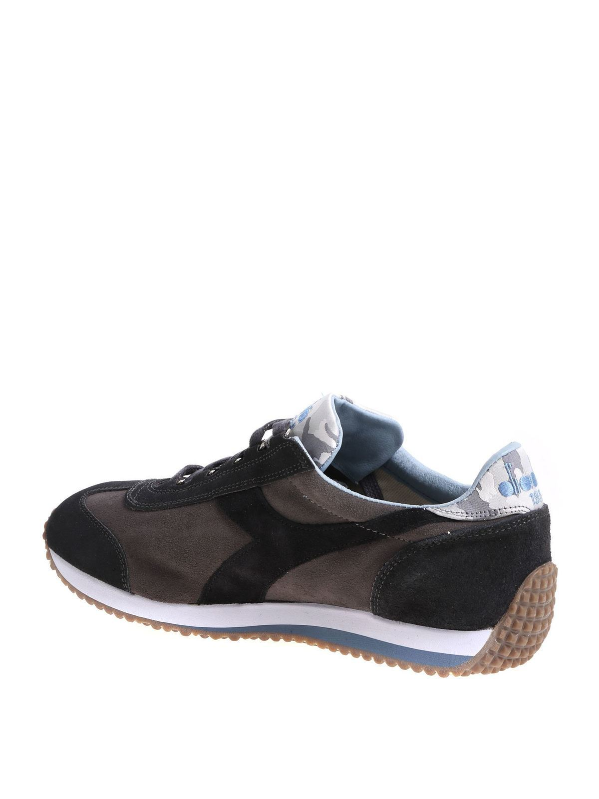 Diadora Heritage Sneaker Evo Camo antracite sneakers