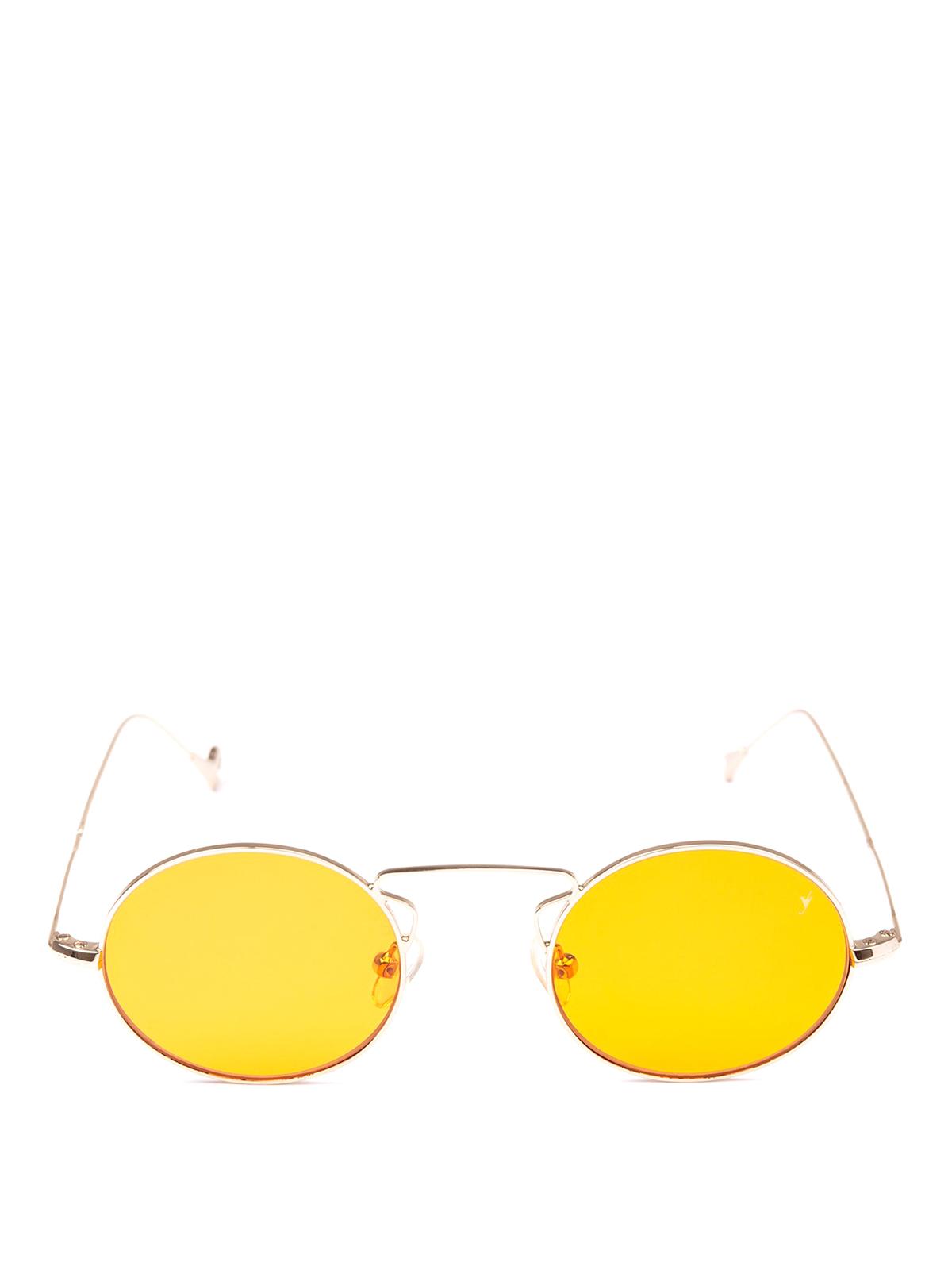 en Gafas Orange de línea Lens Gare sol Eyepetizer FpxfStnaF