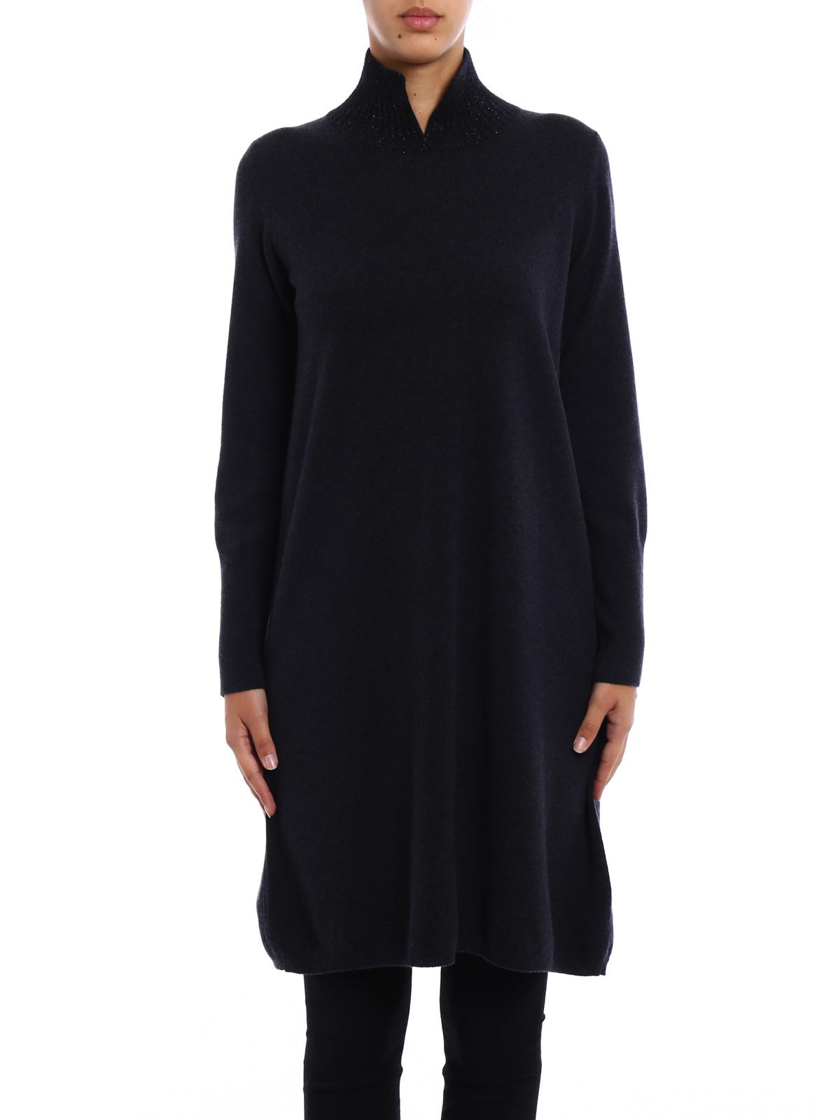 Straight Line Artrage : Straight line design knitted dress by fabiana filippi