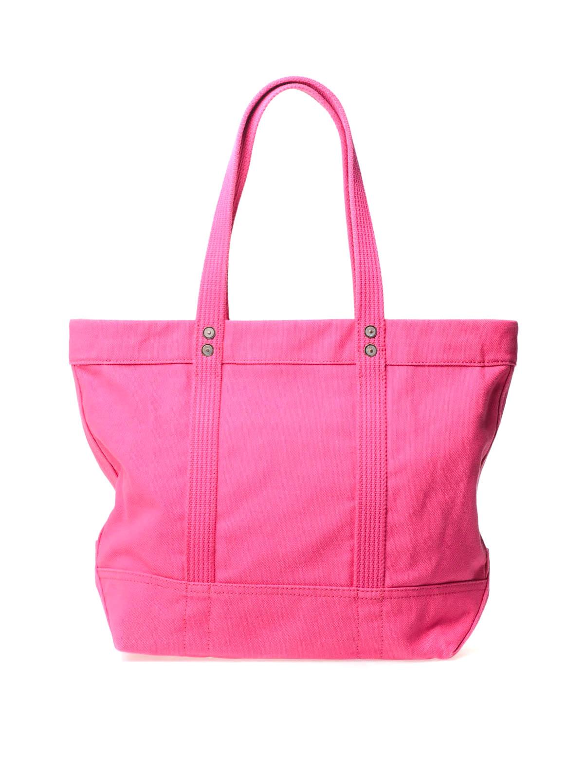273587851a8f Ralph Lauren - Fabric shopping bag - totes bags - V92IH025 BH117 ...