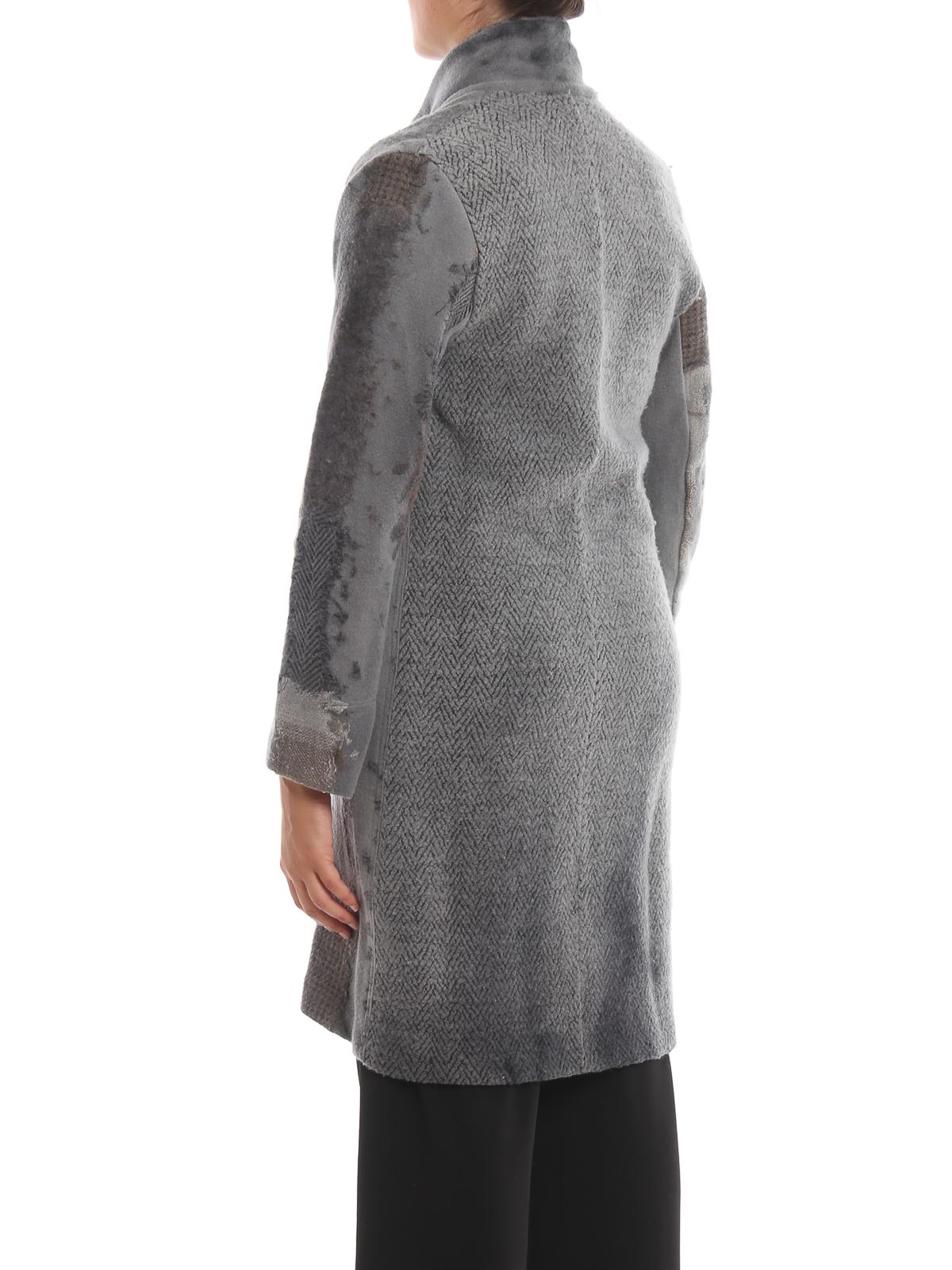 Toi Grau Mäntel Avant Knielanger Damen Mantel Rabatt qzMpUSVG