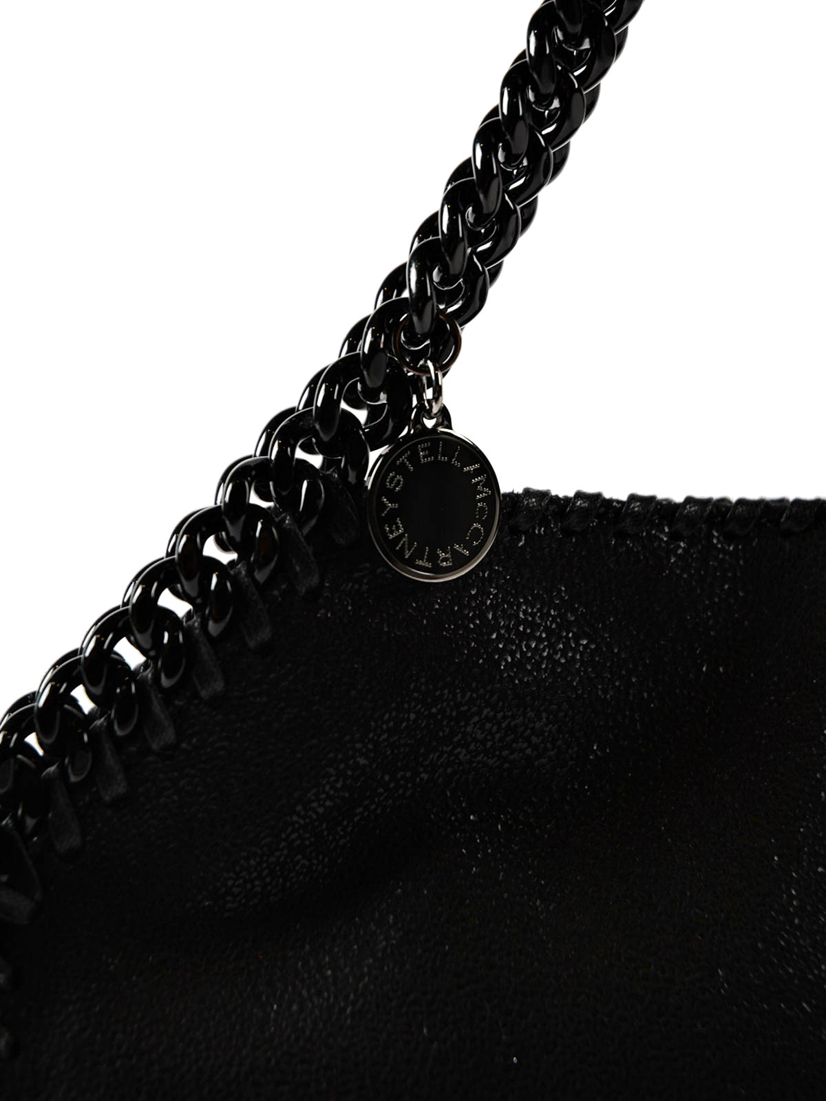 Stella Mccartney - Falabella shaggy deer mini bag - shoulder bags ... 3c5eca641a48c
