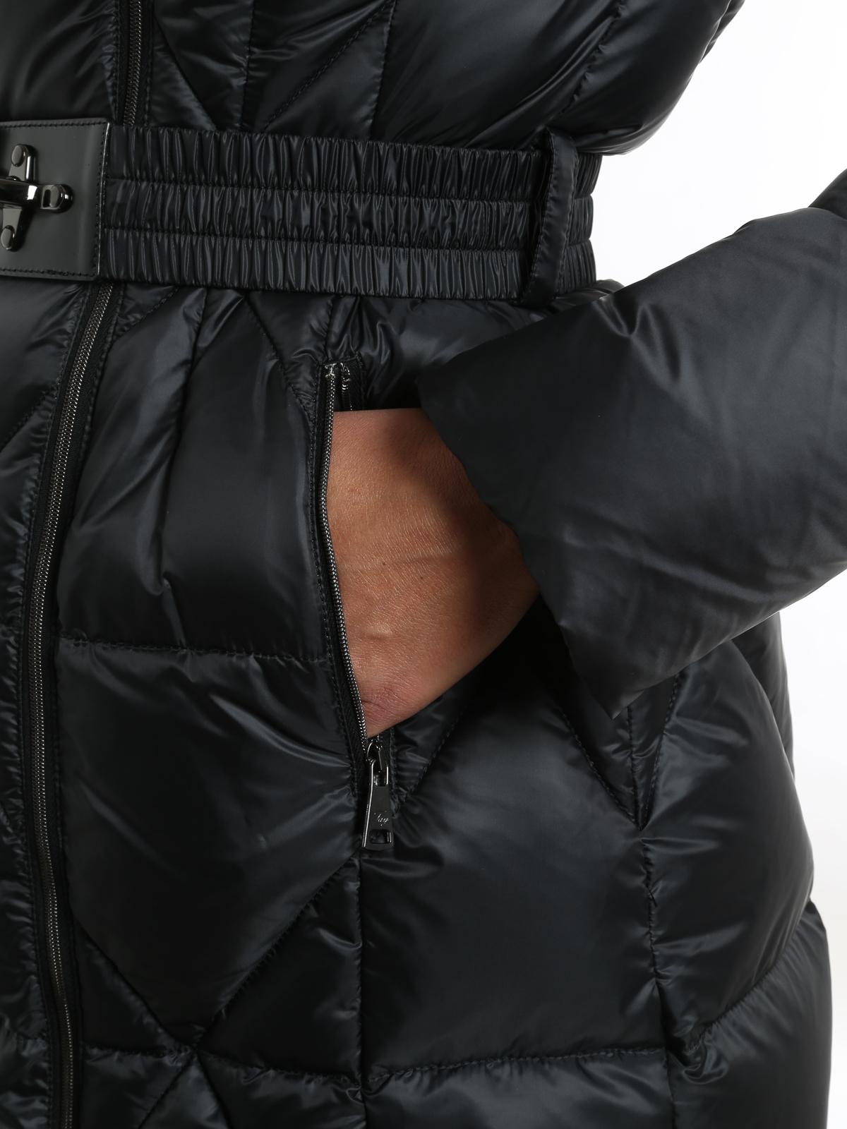 new styles 6cd2c fba81 Fay - Piumino con cintura - giacche imbottite - NAW3331432 ...