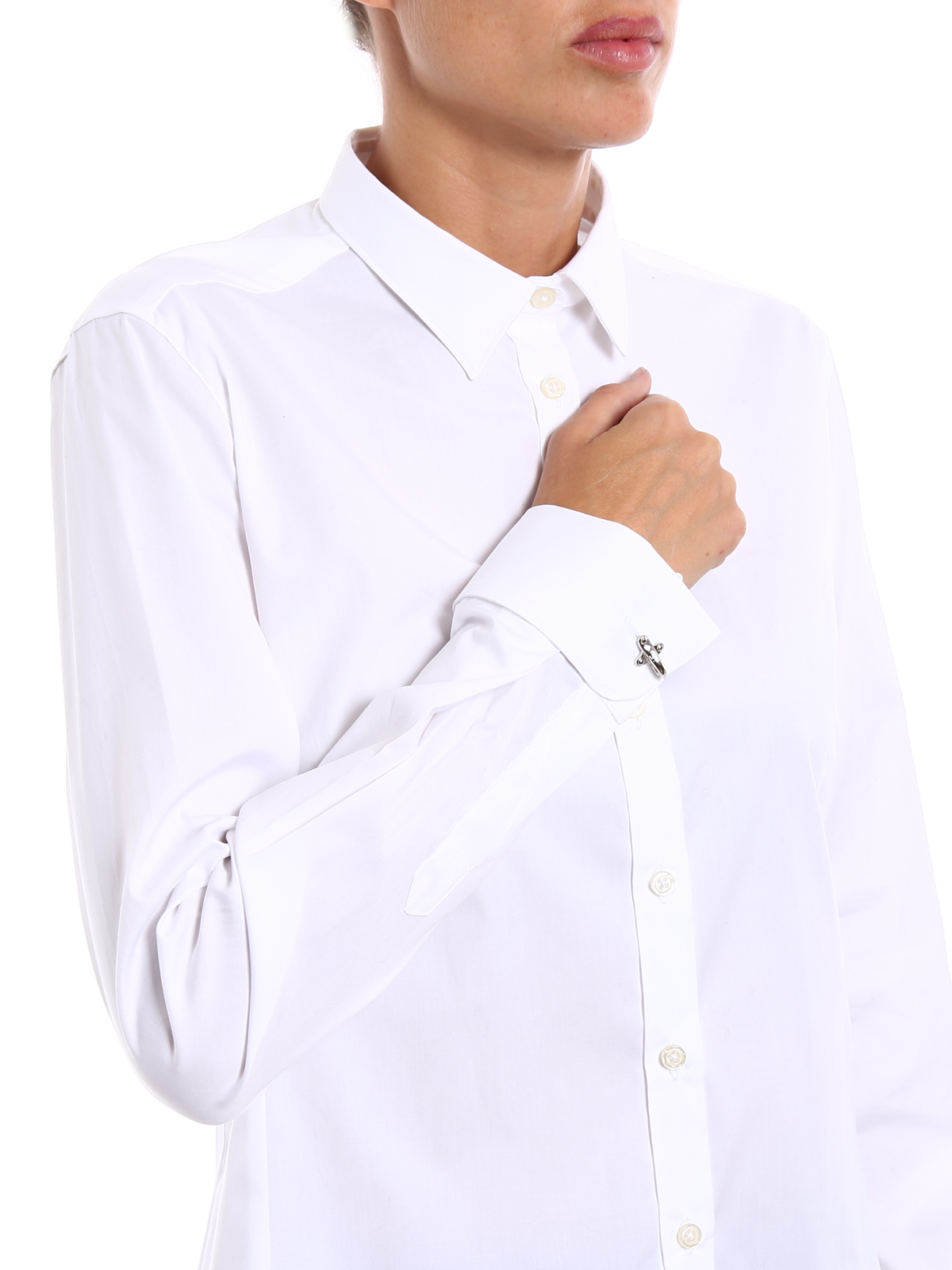 a36627af9d Fay - Camicia con gemelli a gancio - camicie - NCWA135561SORMB001