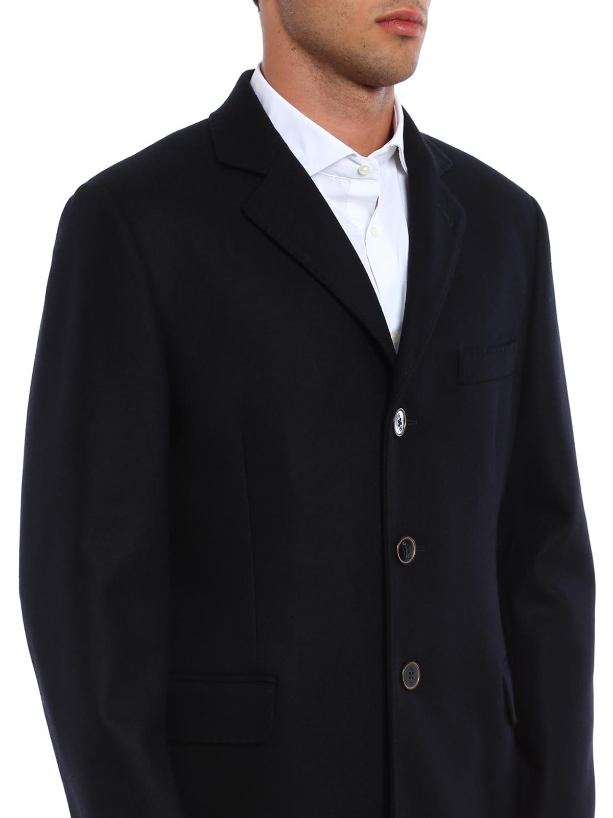 Fay - Cappotto con gilet staccabile - cappotti corti ... e9224ae0073