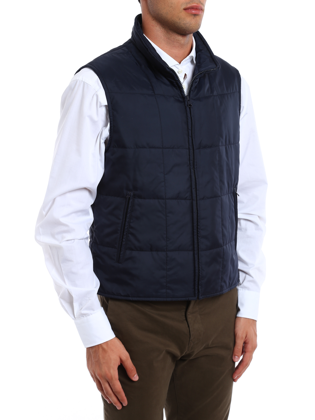 finest selection 82a85 73616 Fay - Giacca con gilet staccabile - giacche casual ...