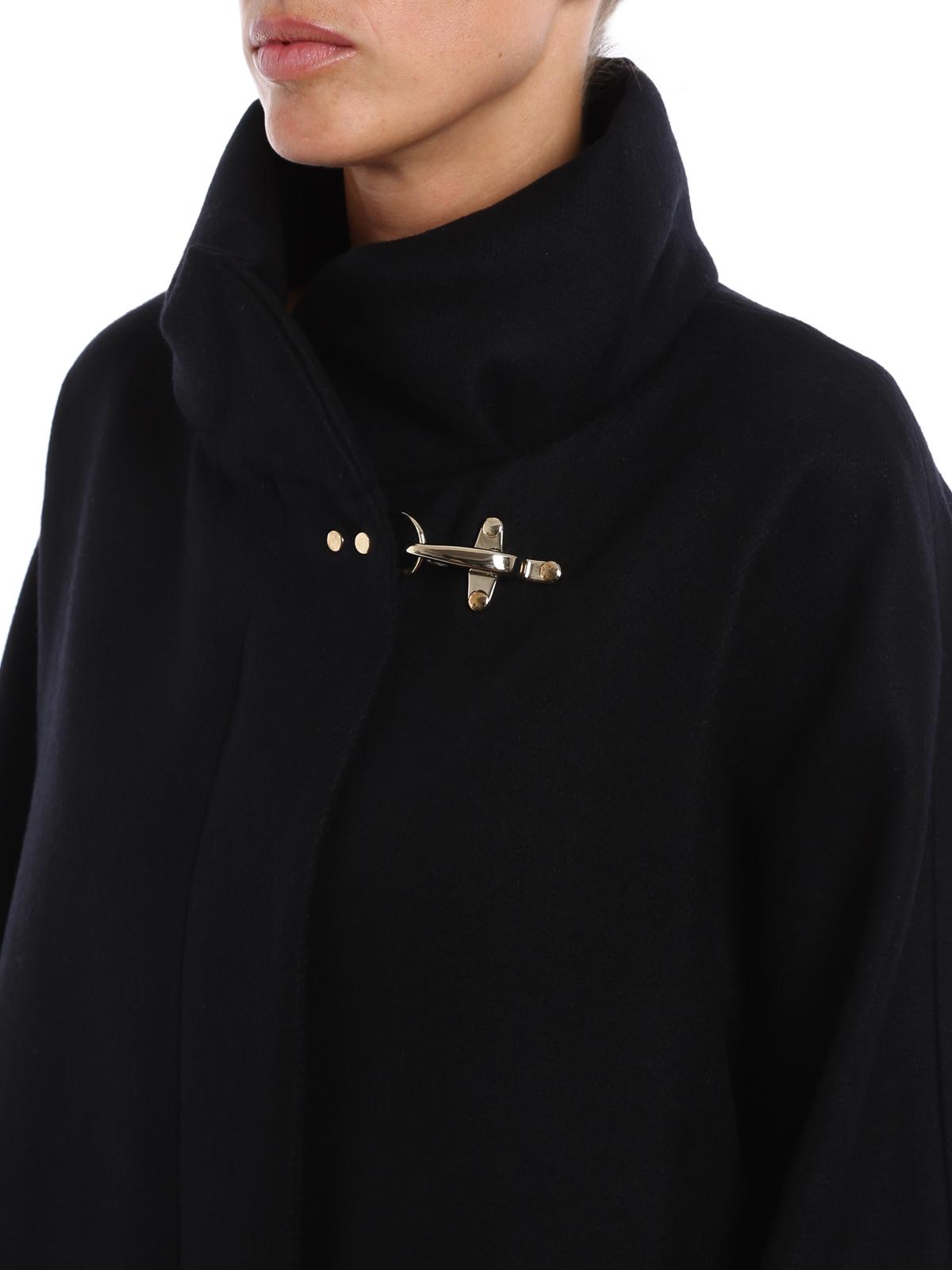 Fay Cappotto a mantella Romantic cappotti corti